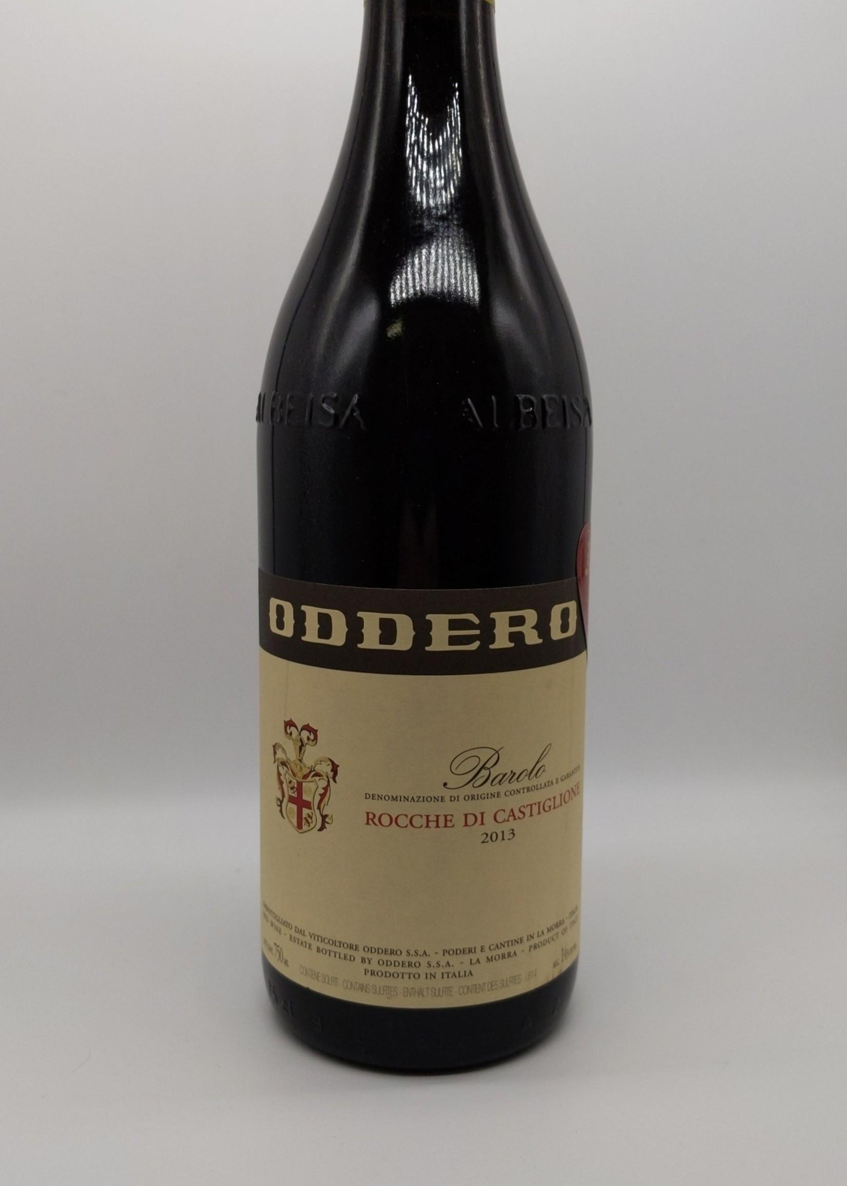 2013 ODDERO ROCHE DI CAST BAROLO 750ml