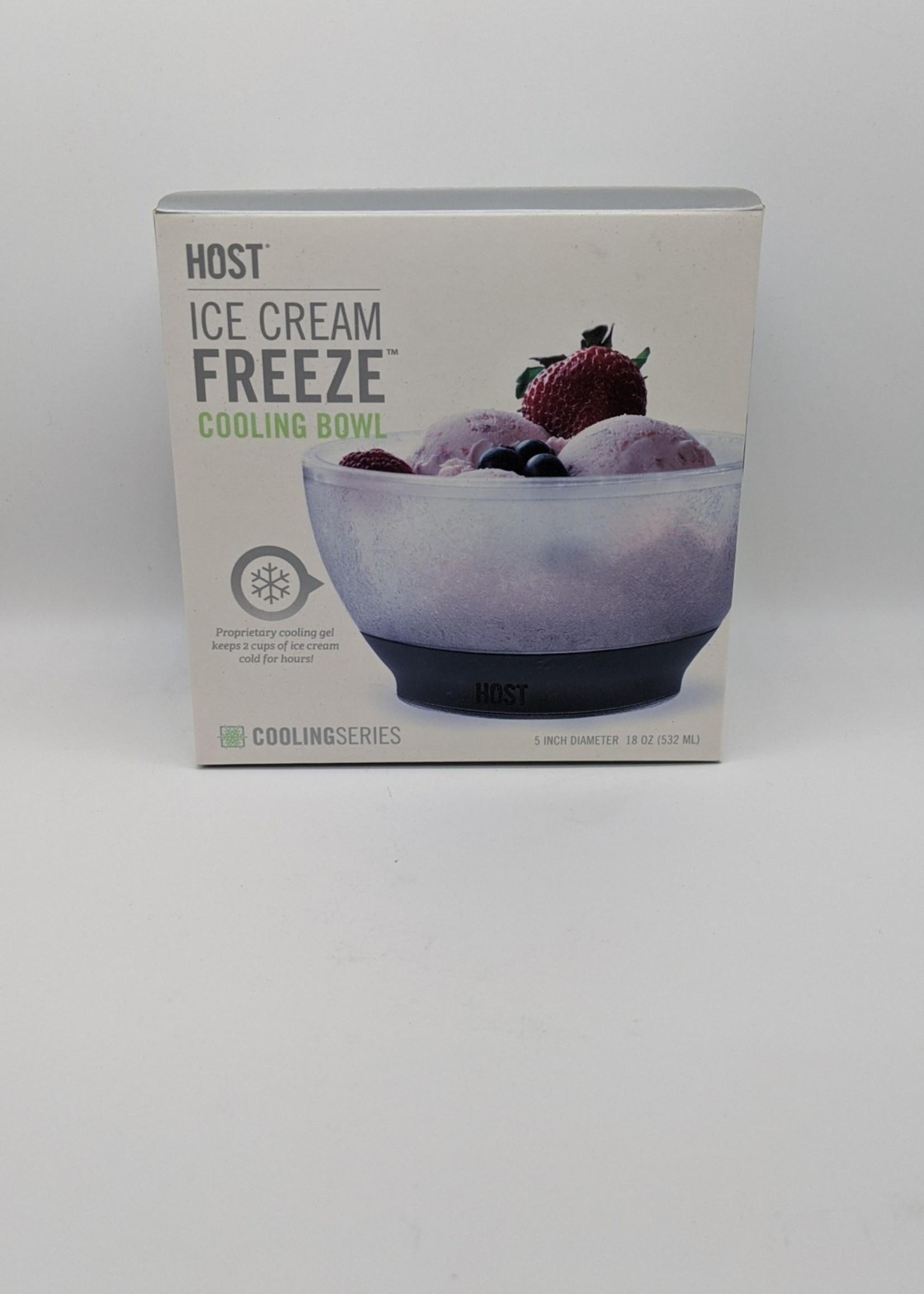 HOST FREEZE COOL ICE CREAM BOWL