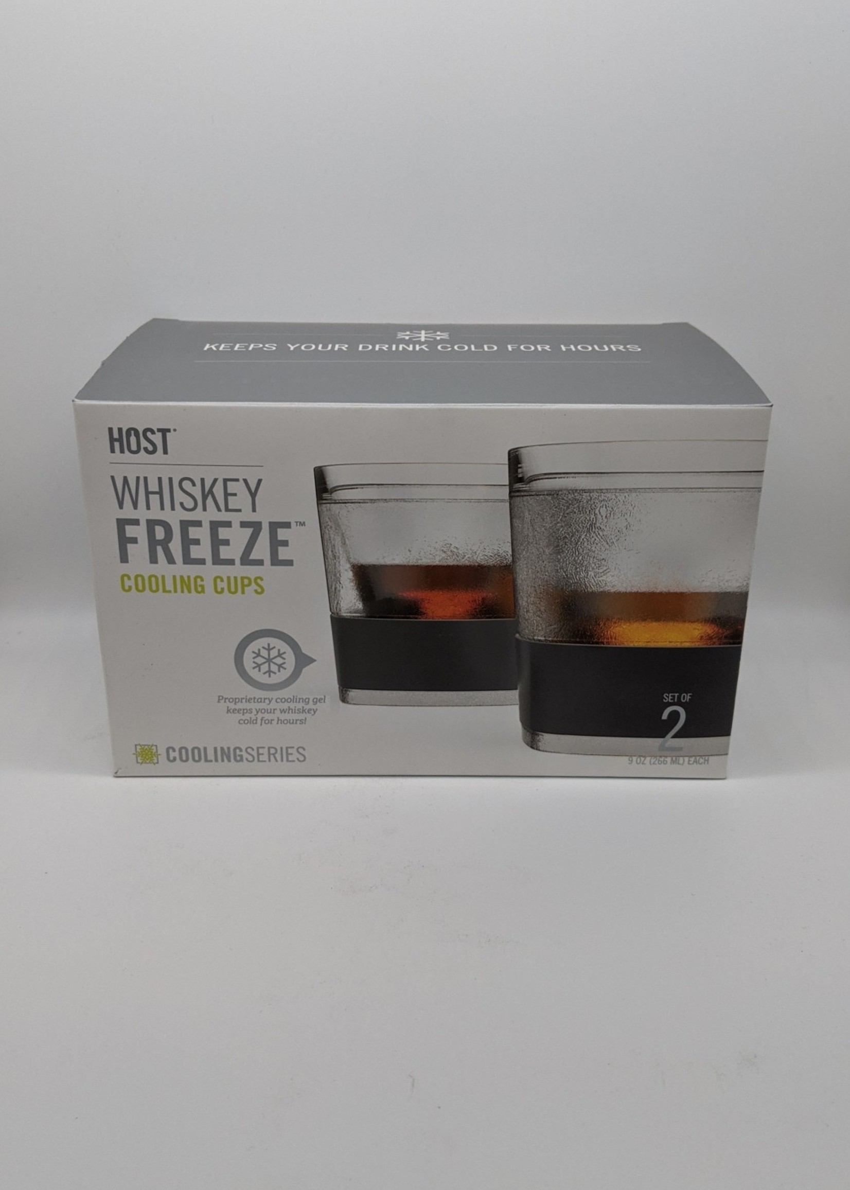 HOST FREEZE COOL WHISKEY