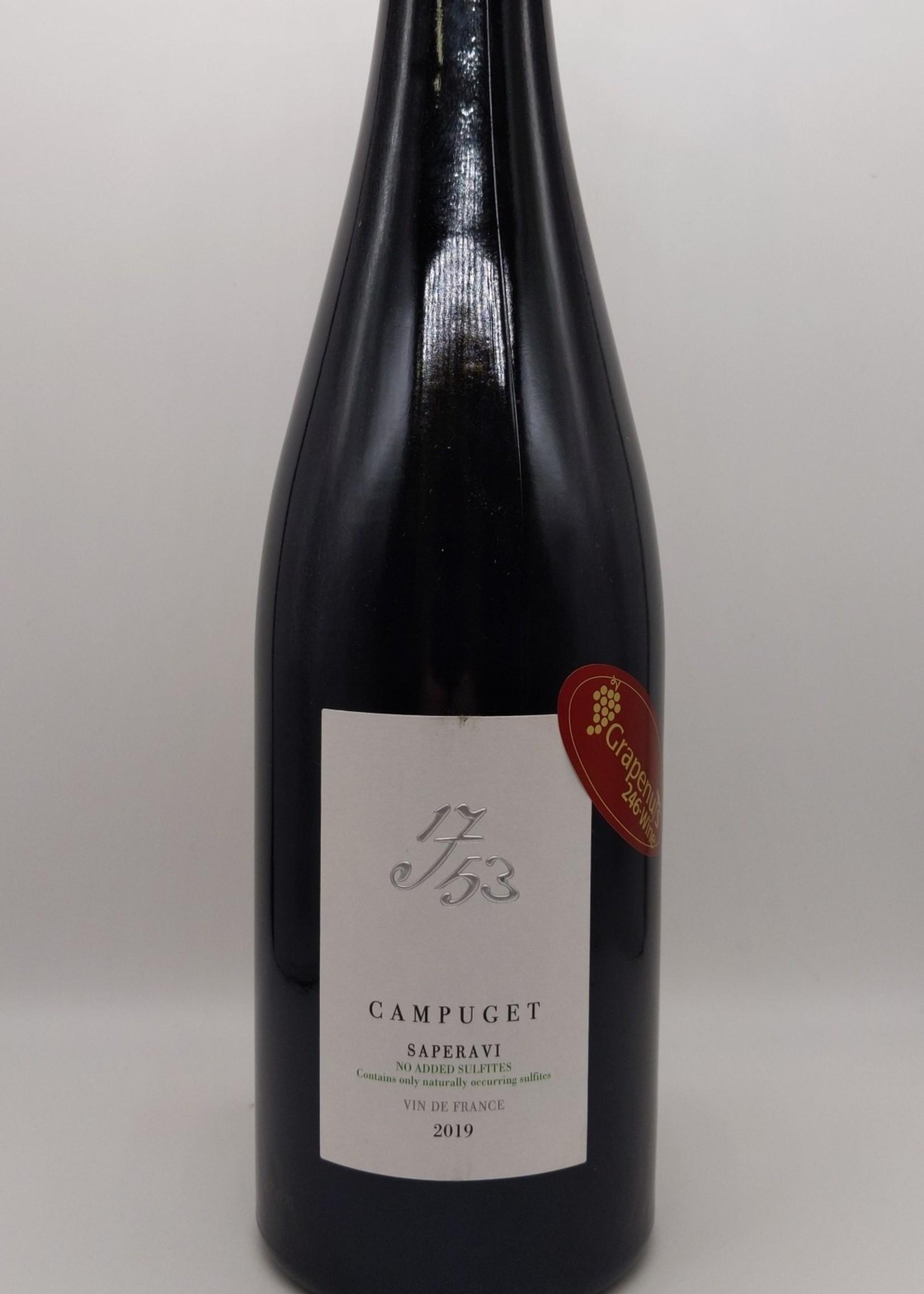 2019 CHAT CAMPUGET 1753 SAPERAVI 750 ml