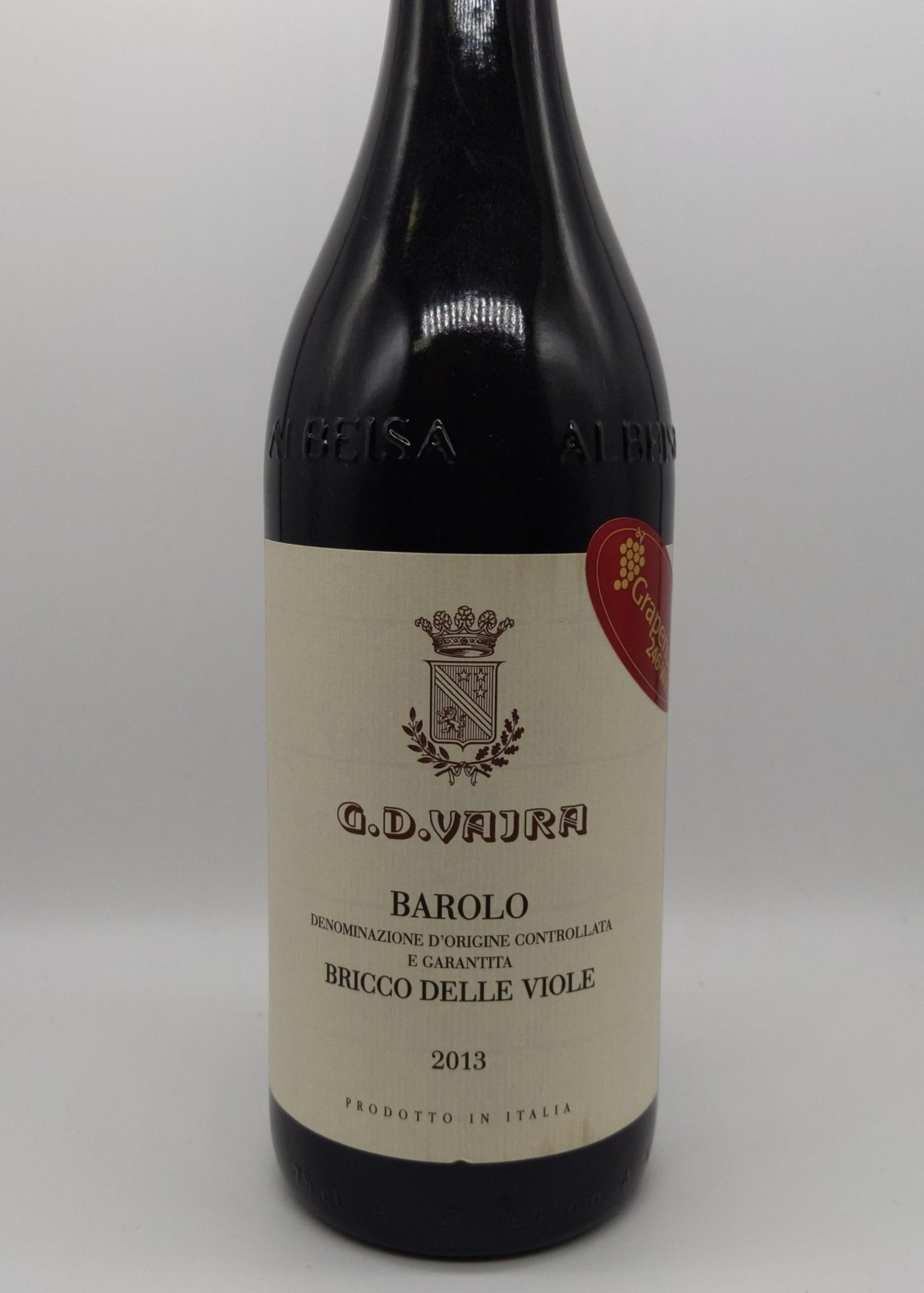 2013 VAJRA BAROLO BRICCO VIOLE 750