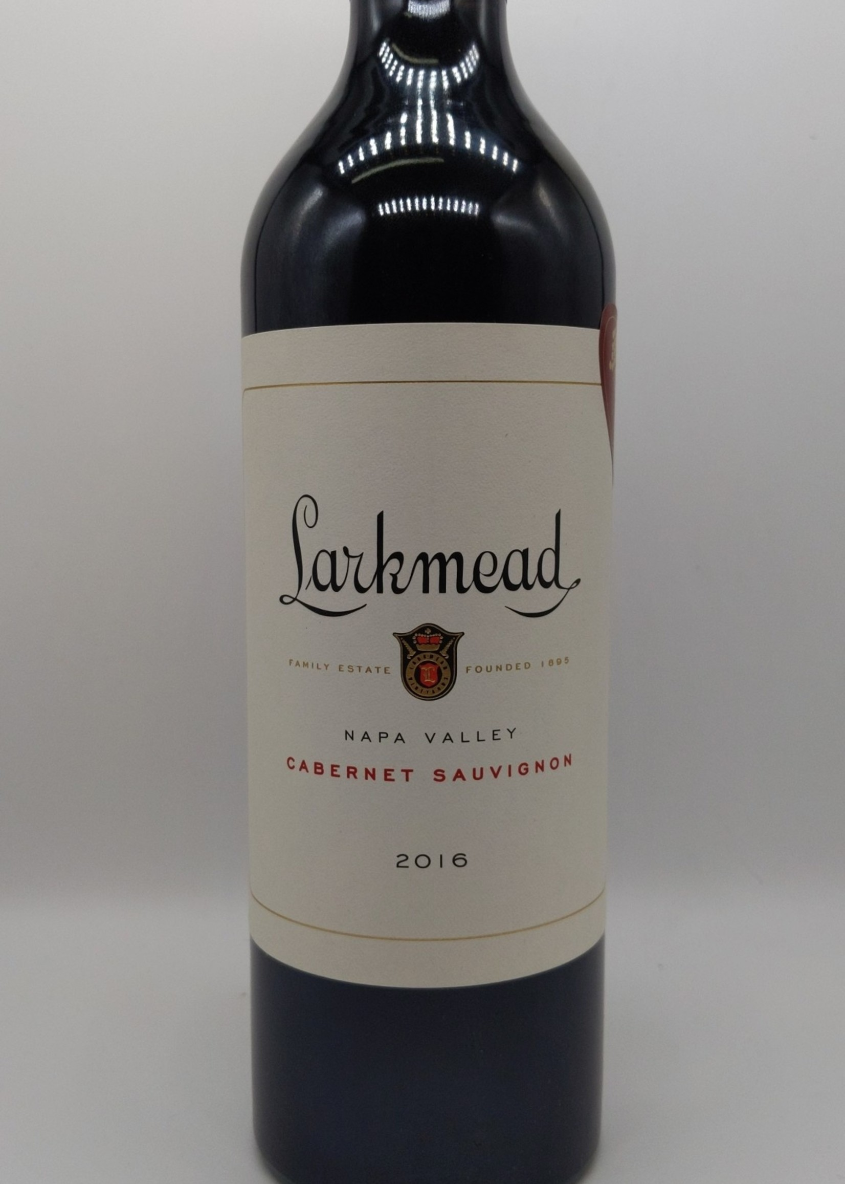 2016 LARKMEAD CABERNET SAUVIGNON 750ml