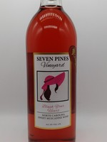 NV SEVEN PINES BLUSH YOUR HEART ROSE 750ml