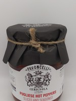 PAVONCELLI HOT CHILI PEPPERS 550g Jar