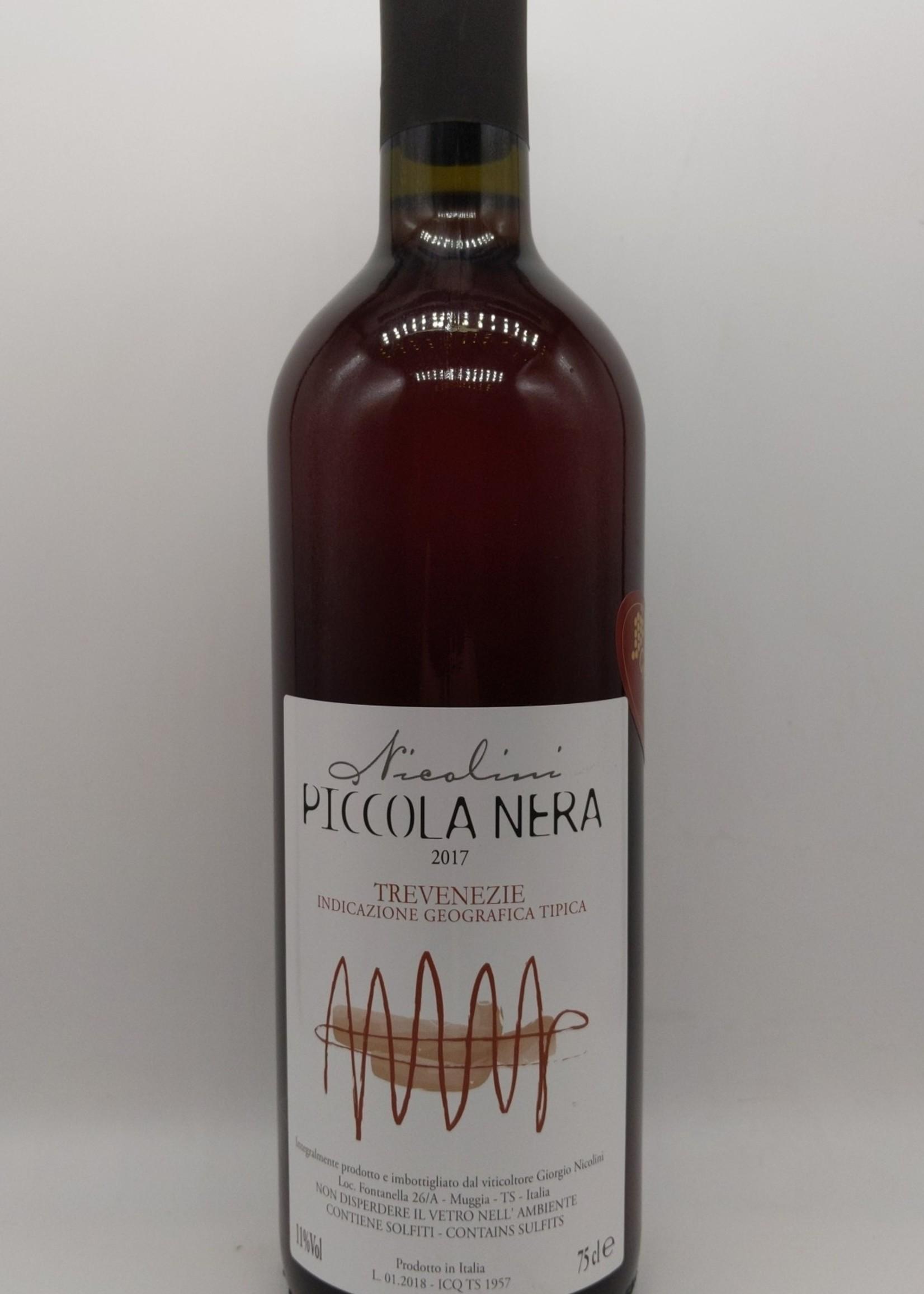 2017 NICOLINI PICCOLA NERA 750ml