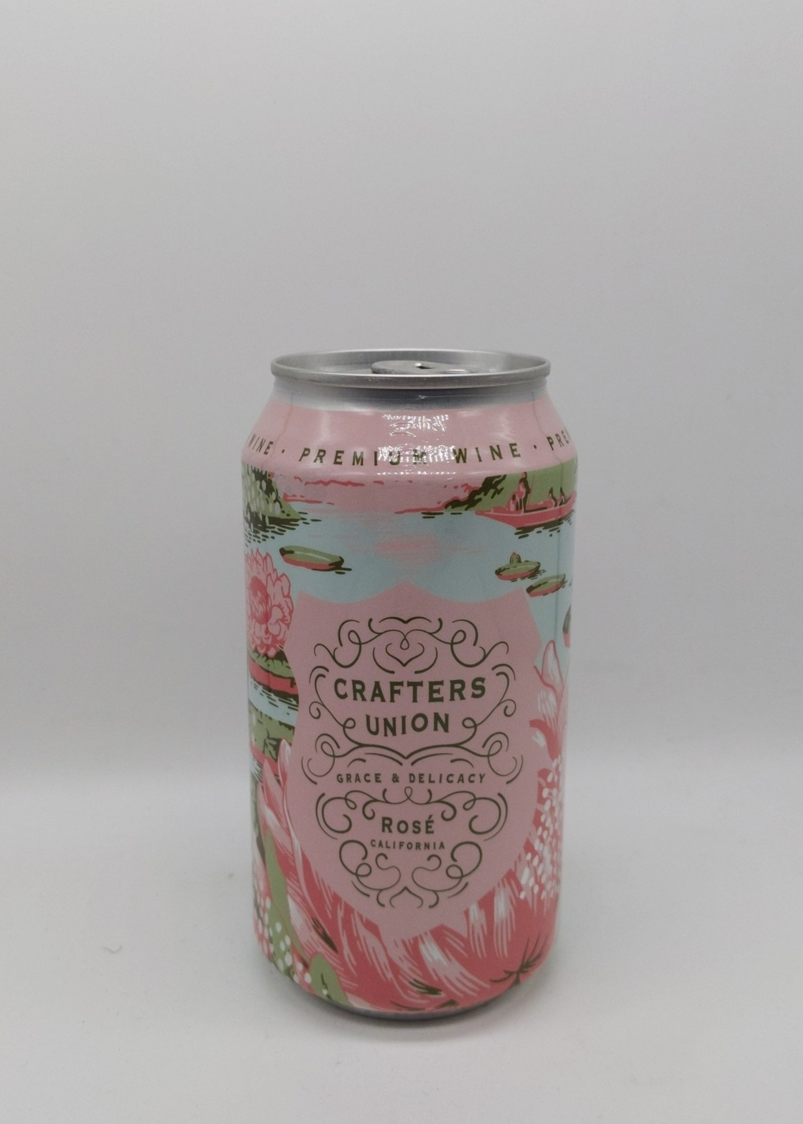 NV CRAFTERS UNION ROSE 375ml