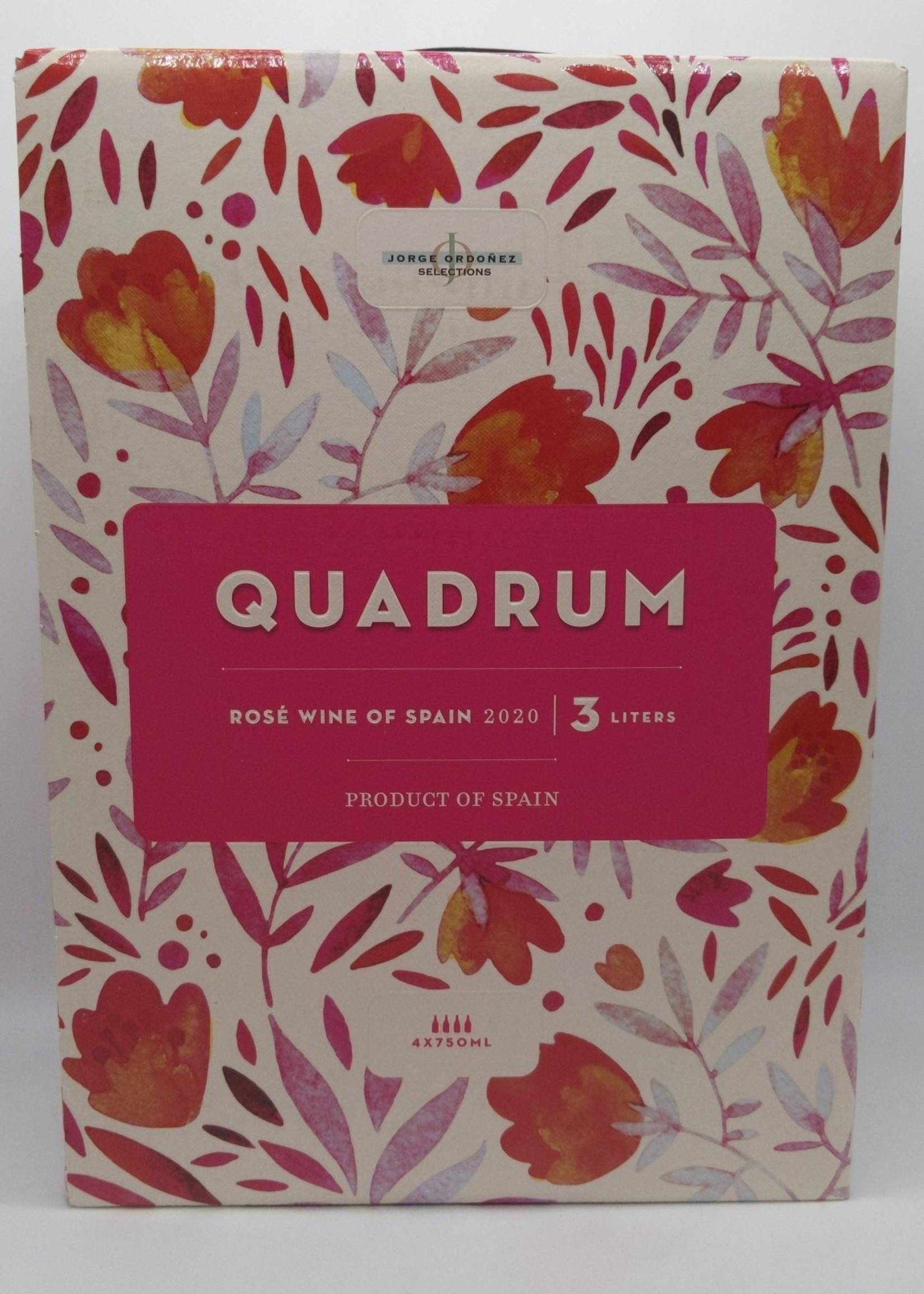 2020 QUADRUM ROSE BOX 3L