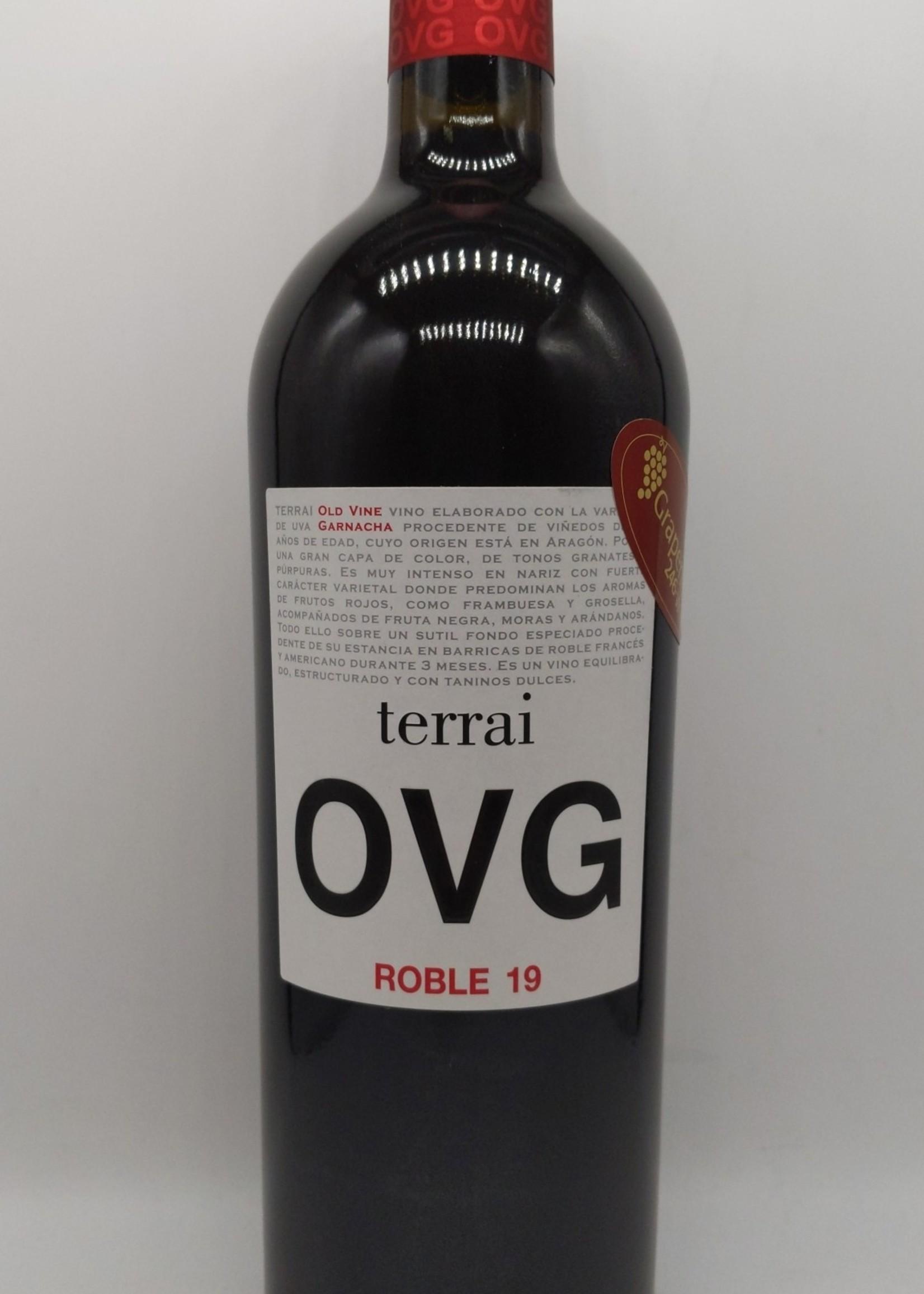 2019 TERRAI OVG GARNACHA 750ml