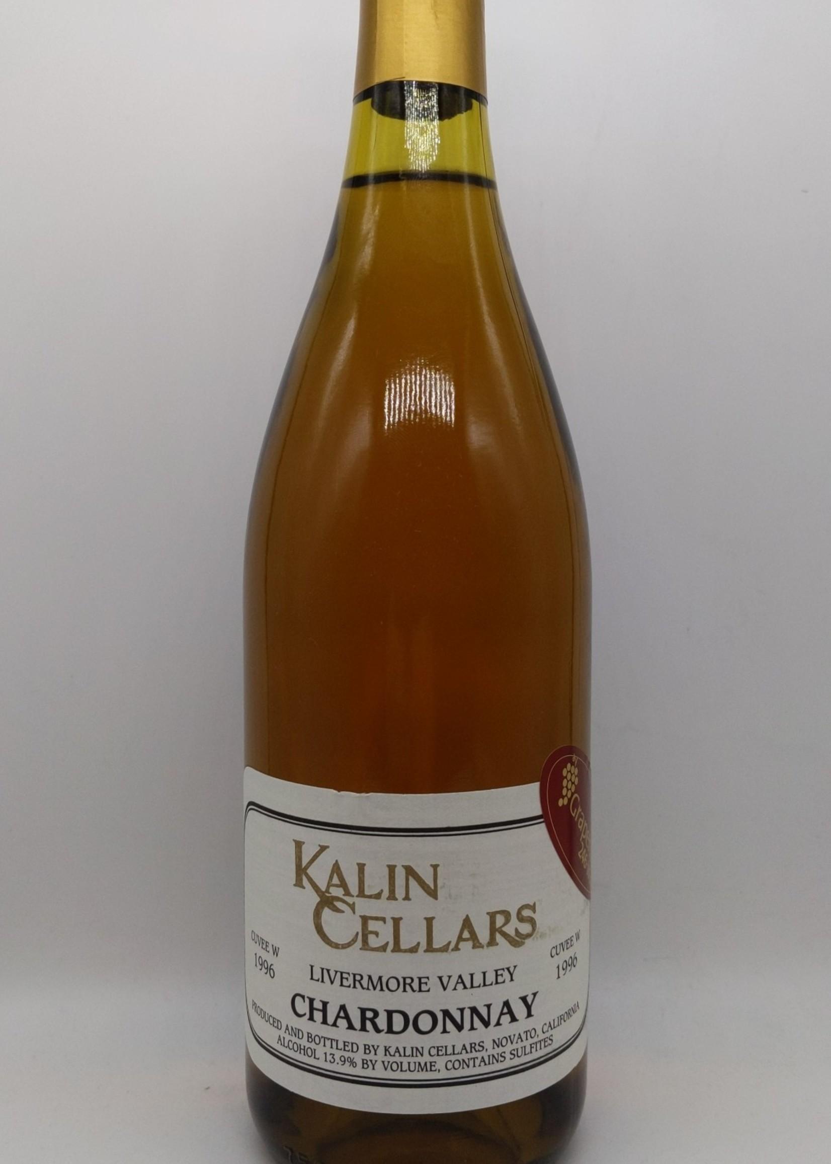 1996 KALIN CELLARS LIVERMORE VALLEY CHARDONNAY 750ml