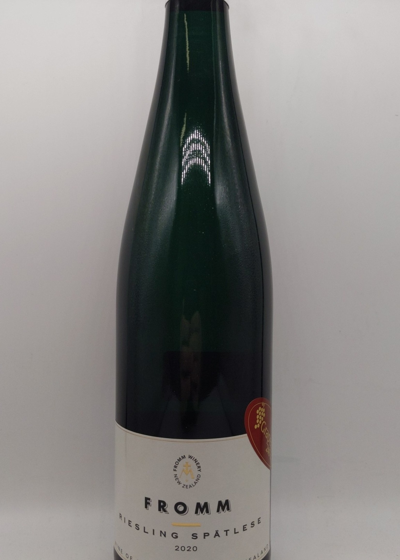 2020 FROMM RIESLING SPATLESE 750ml