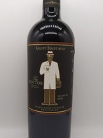 2018 KRUPP BROTHERS THE DOCTOR RED 750ml