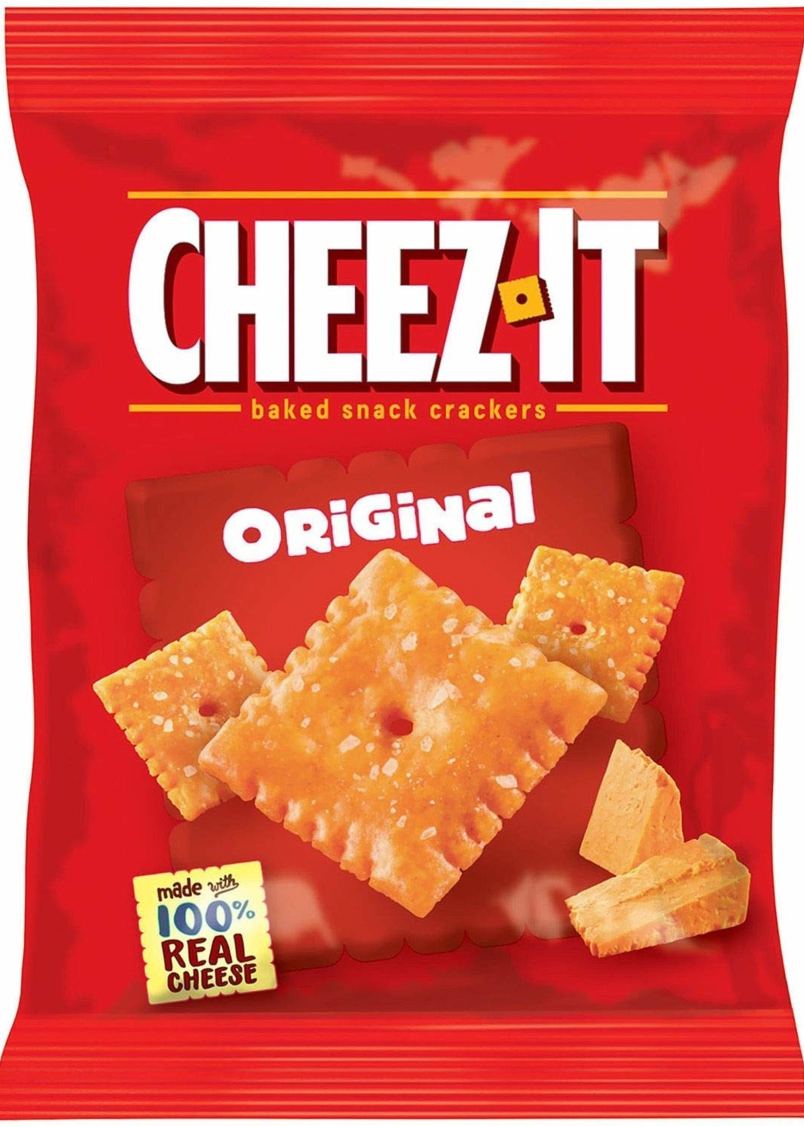 CHEEZ IT SNACK PACK