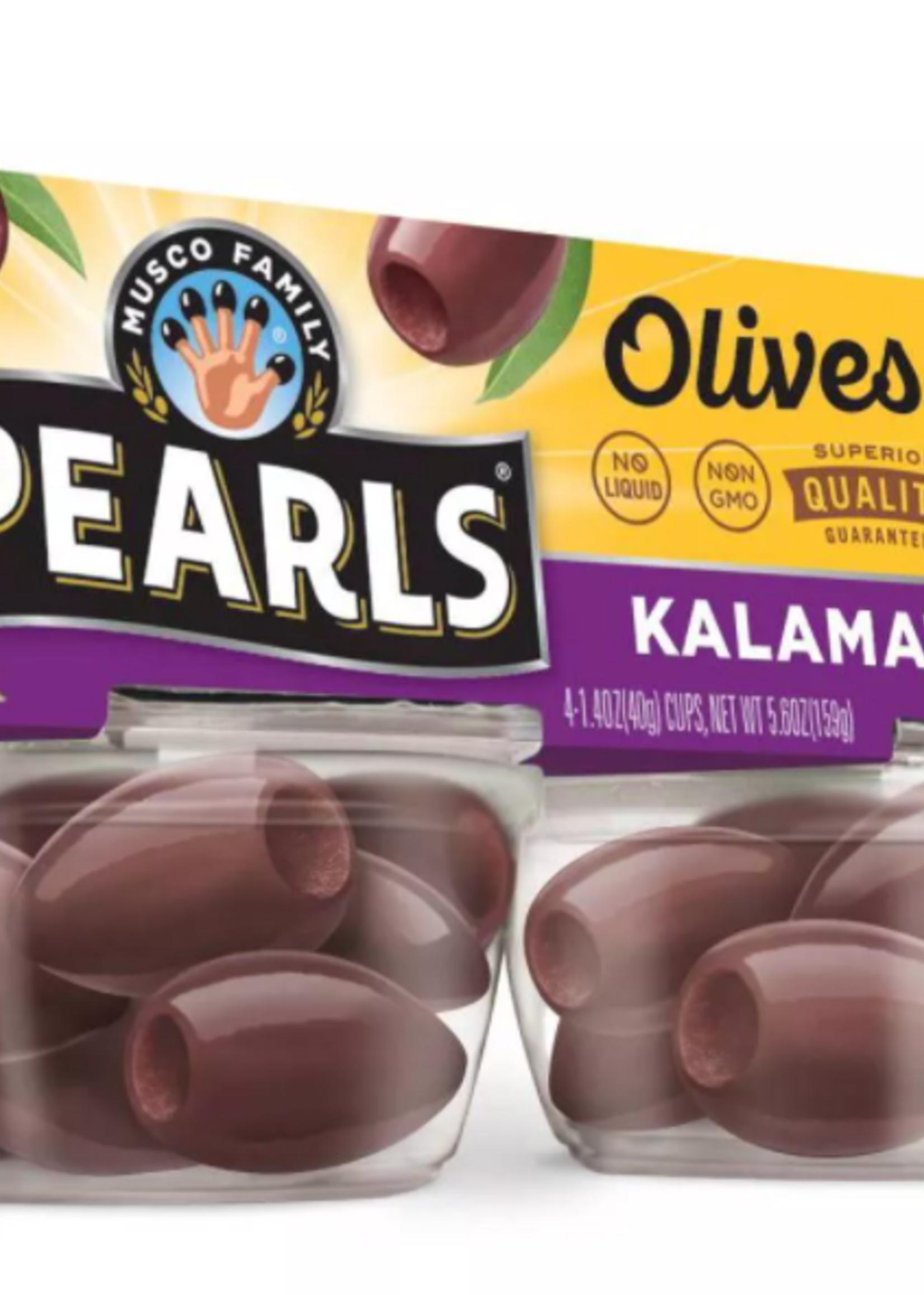 PEARLS KALAMATA OLIVES 1-PACK