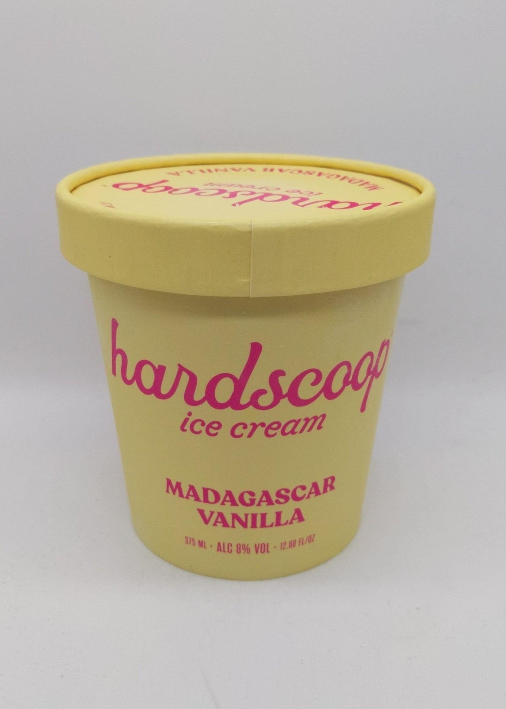 HARDSCOOP VANILLA ICE CREAM