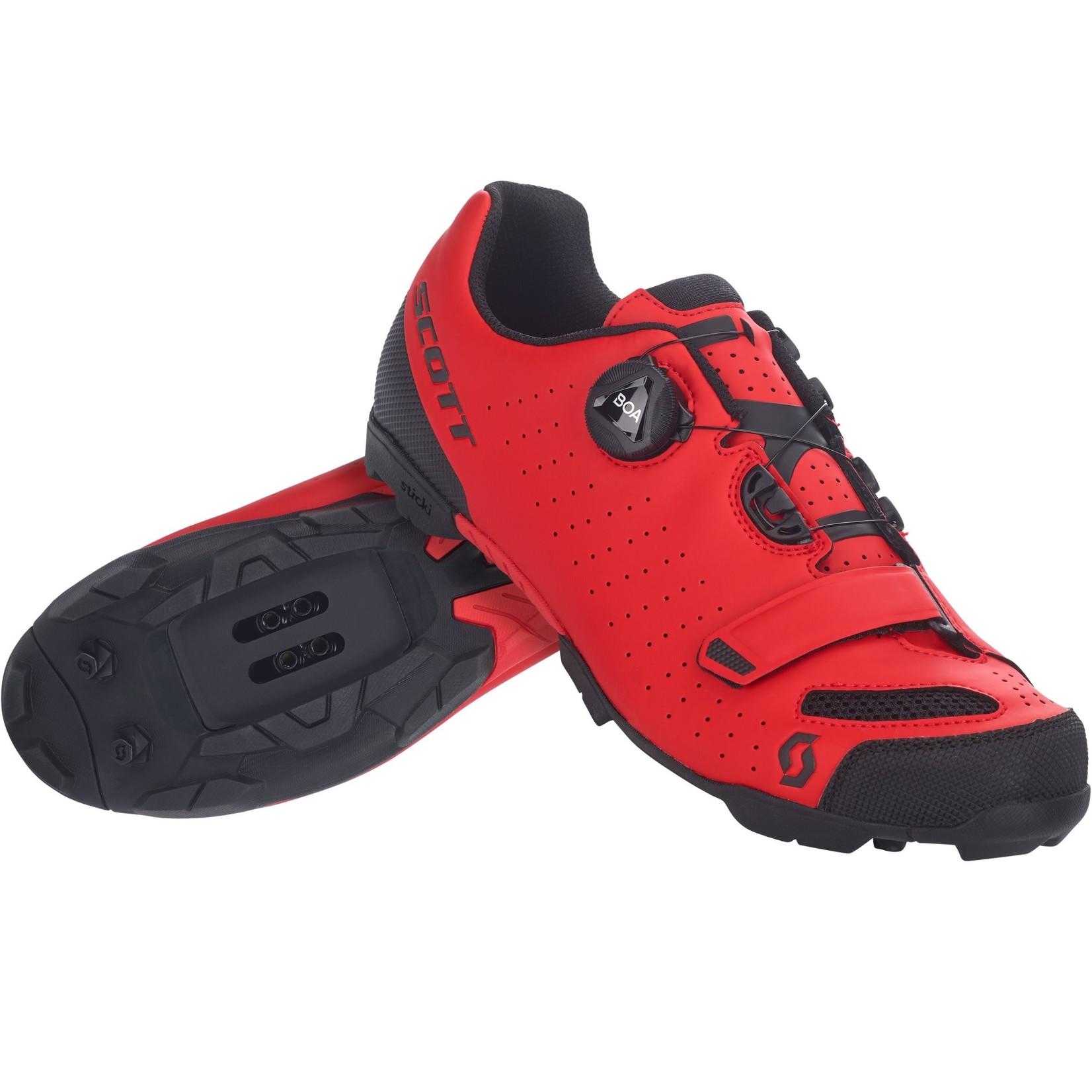 Scott SCO Shoe Mtb Comp Boa red/black 41.0 EU