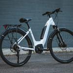 Batch BATCH Step-Thru E-Bike M/L White