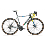 """Cinelli Cinelli ZYDECO BICYCLE """"CHASING AFTER RAINBOWS"""""""