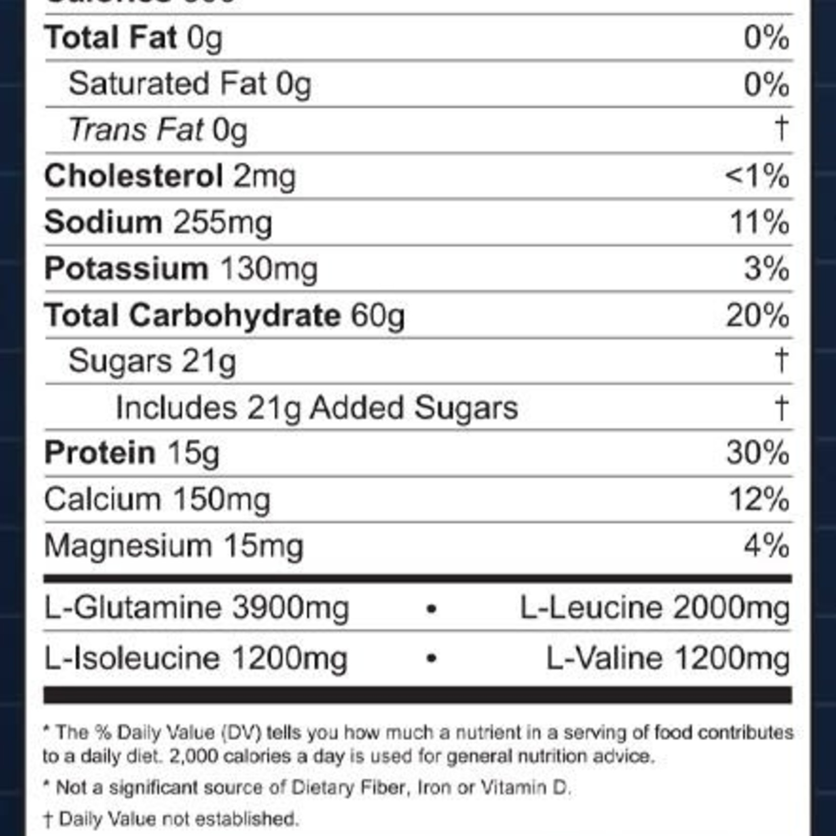 INFINIT NUTRITION LLC REPAIR Chocolate 18