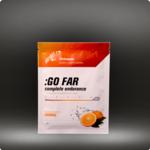INFINIT NUTRITION LLC GO FAR-single Orange 1