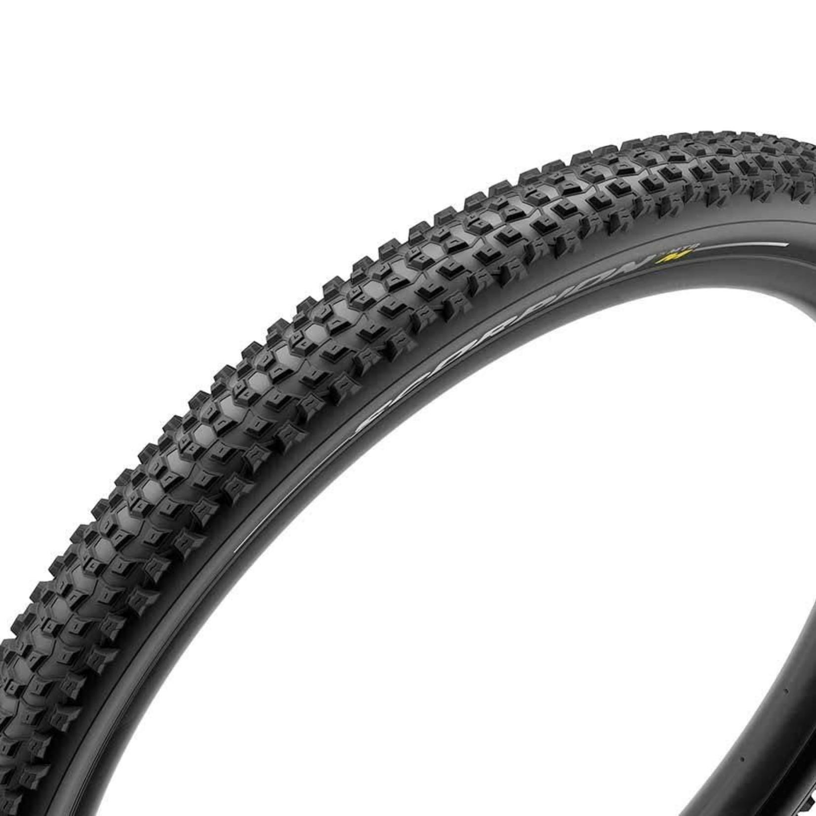 Pirelli Pirelli, Scorpion Trail M, Tire, 29x2.40, Folding, Tubeless Ready, Smartgrip, ProWALL, 60TPI, Black