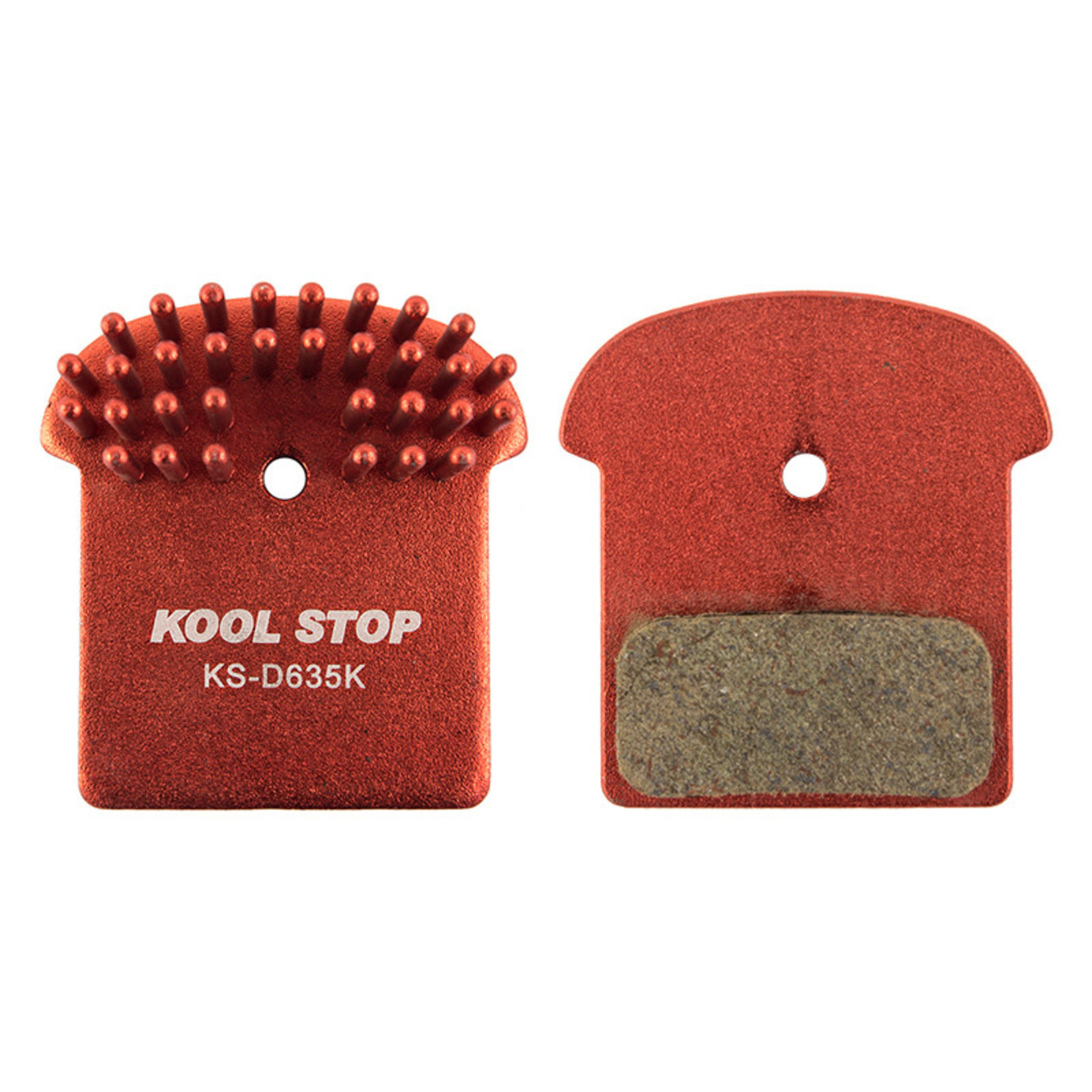 KOOLSTOP BRAKE SHOES K/S DISC SHI XTR XT SLX AERO-KOOL ORGANIC M985/785/666