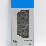 Shimano BICYCLE CHAIN CN-HG53,116 LINK W/AMPOULE END PIN X 1