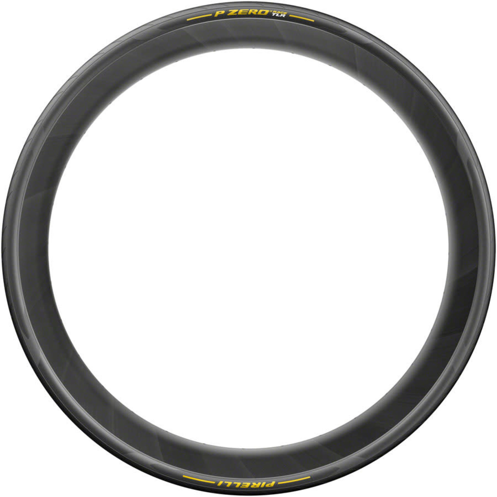 Pirelli Tire LLC Pirelli P ZERO Race TLR Tire - 700 x 26, Tubeless, Folding, Yellow Label