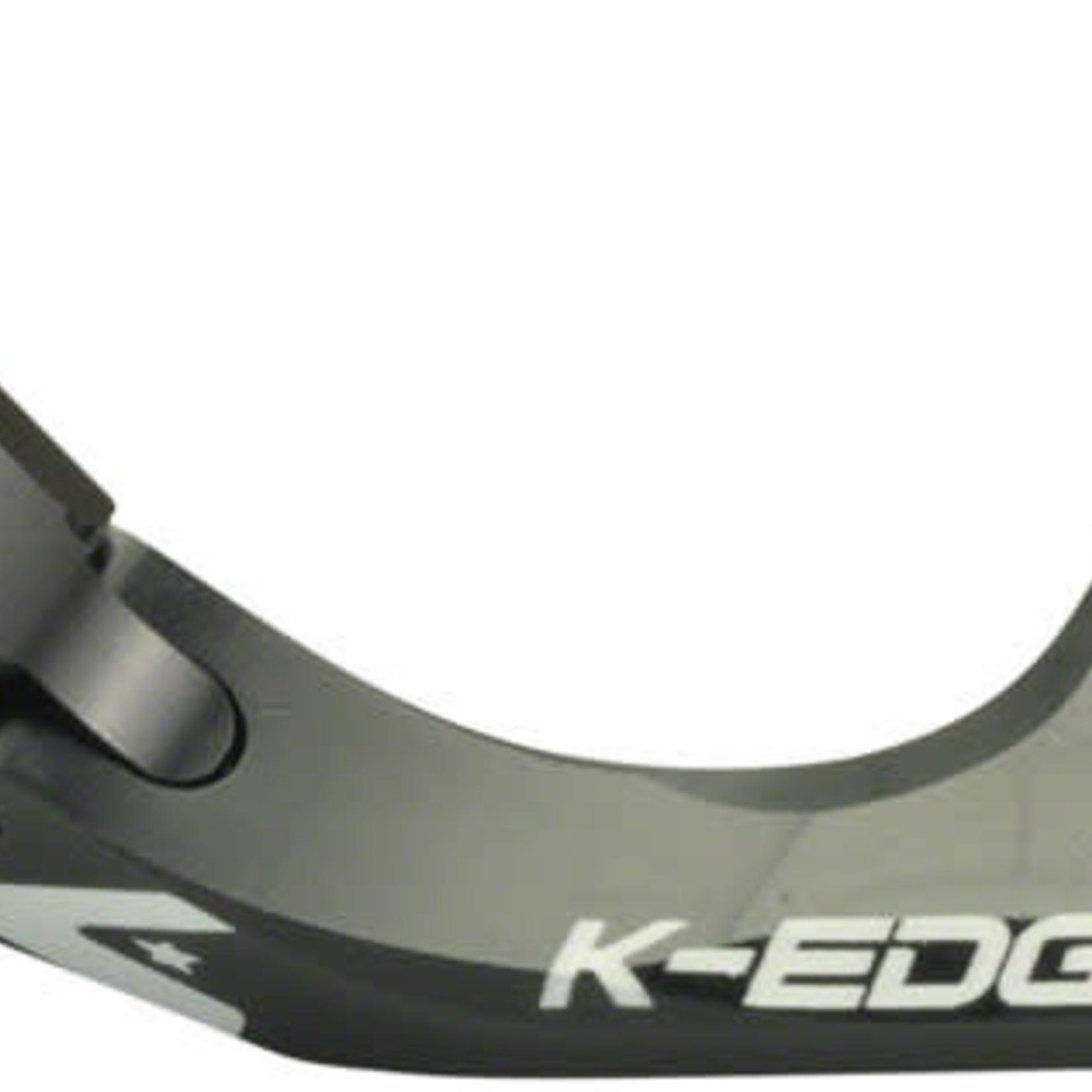 K-Edge K-EDGE Garmin Max Mount - 31.8, Black
