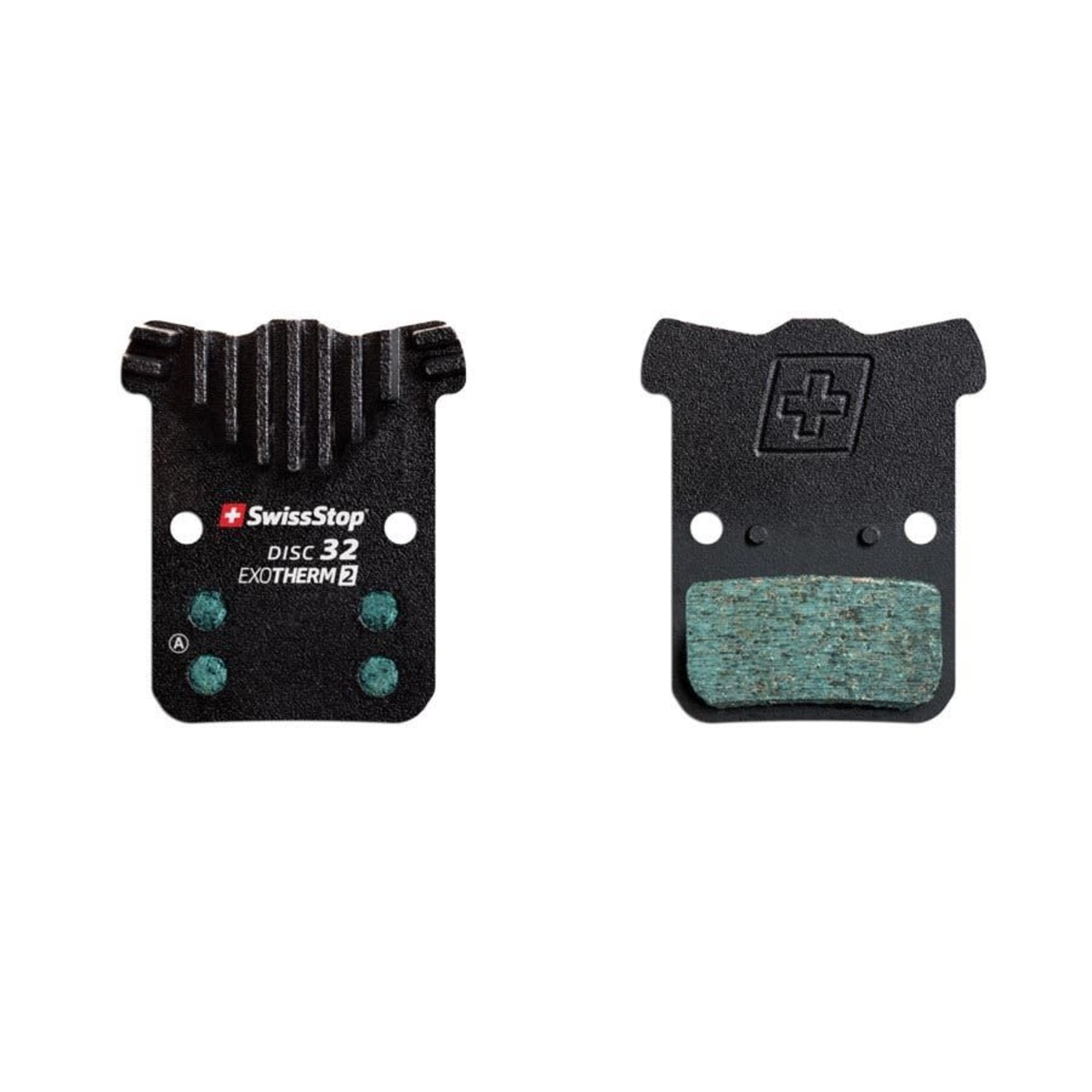 SwissStop SwissStop, EXOTherm 2, Disc Brake Pads, Shape: SRAM HRD/Level TLM, Organic, Pair