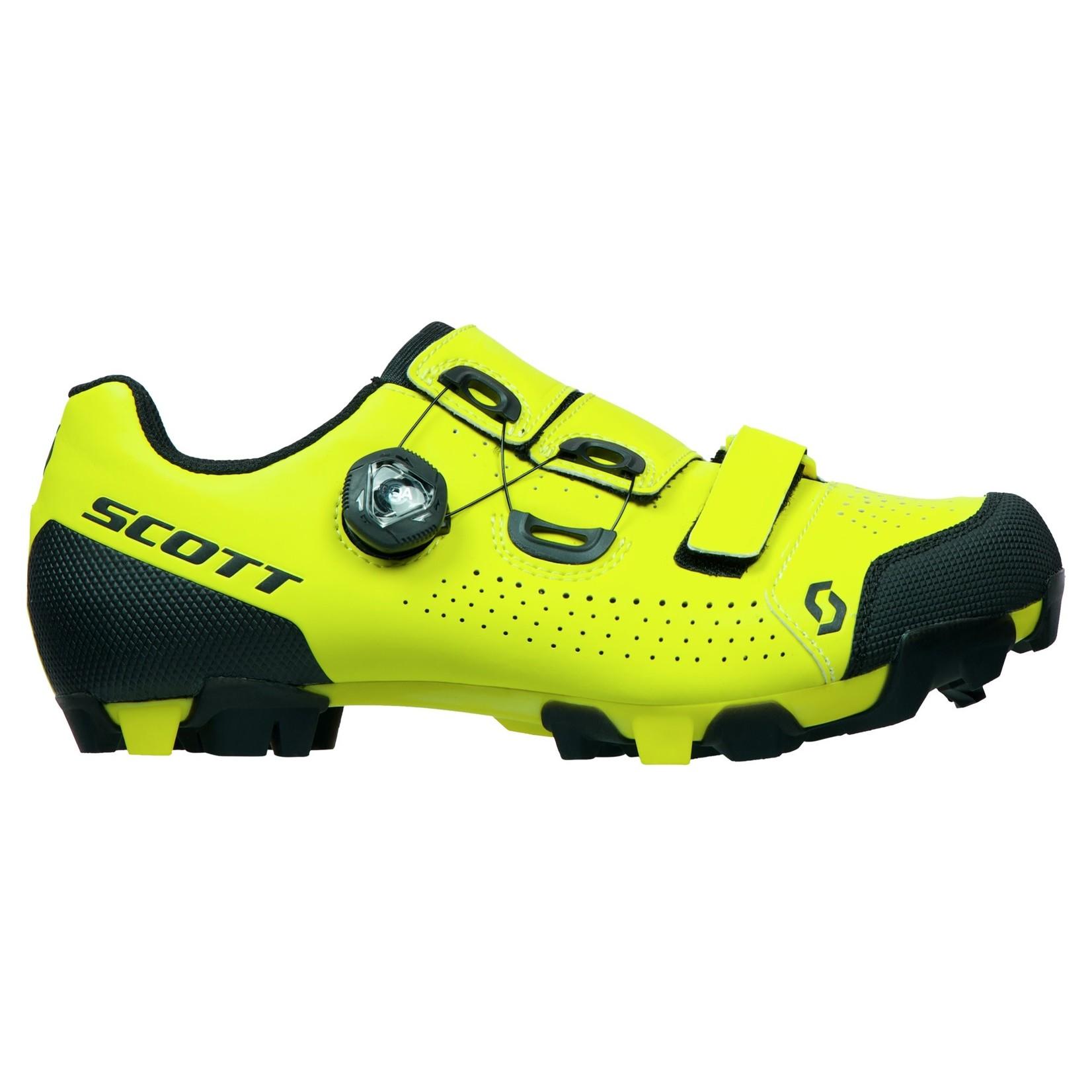 Scott SCOTT MTB TEAM BOA® SHOE Yellow