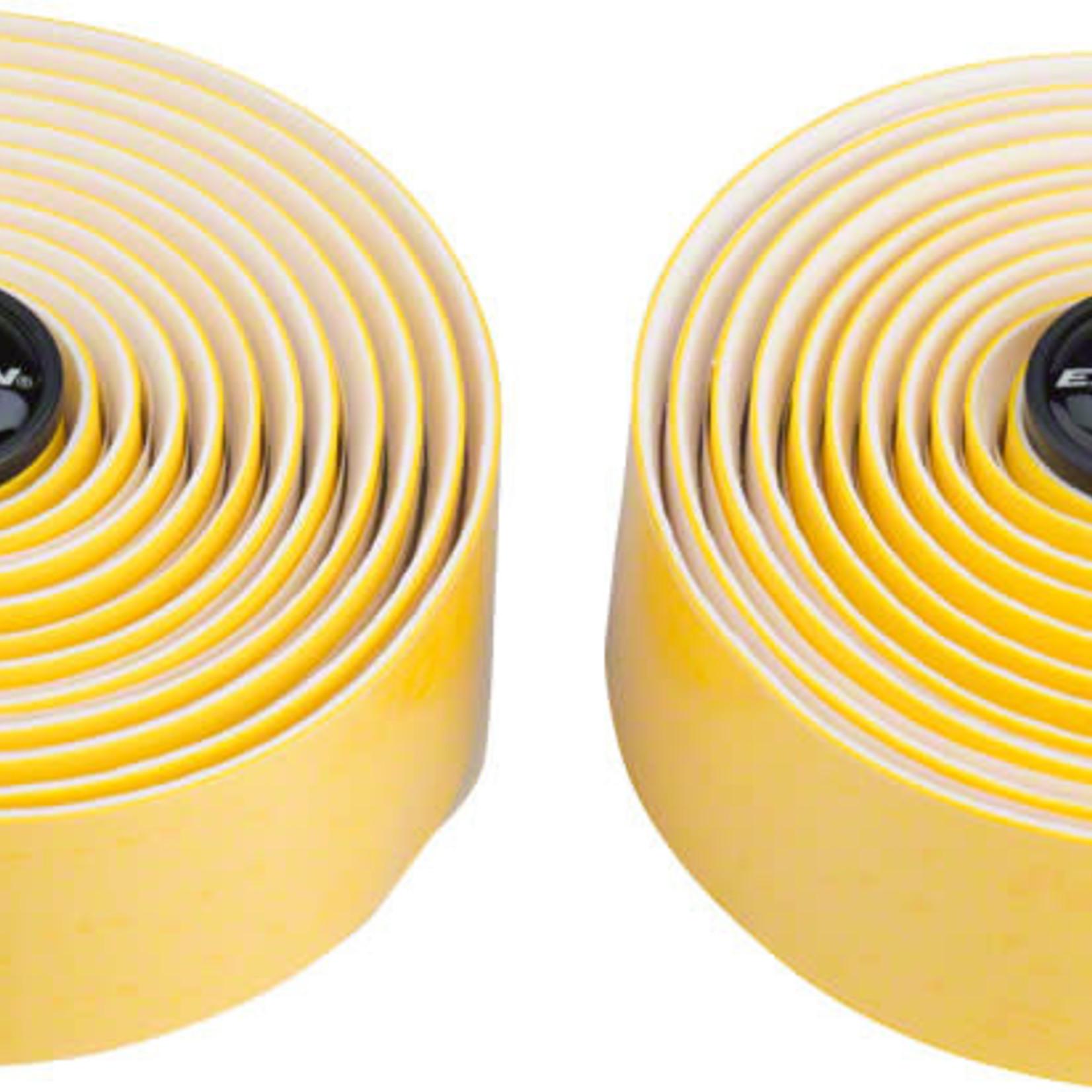 Easton Easton Microfiber Padded Handlebar Tape - Yellow
