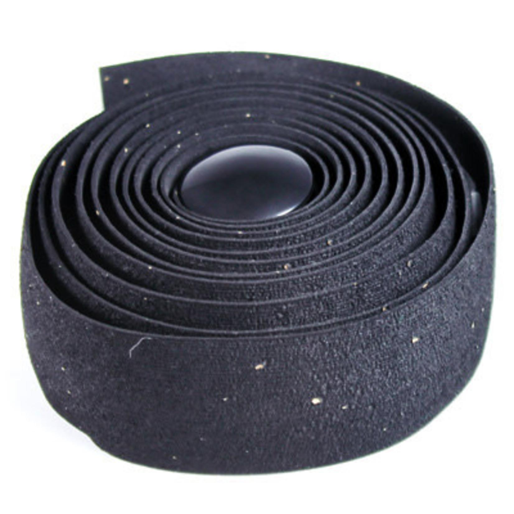 ULTRACYCLE KHS Q2 CLASSIC CORK BAR TAPE BLACK