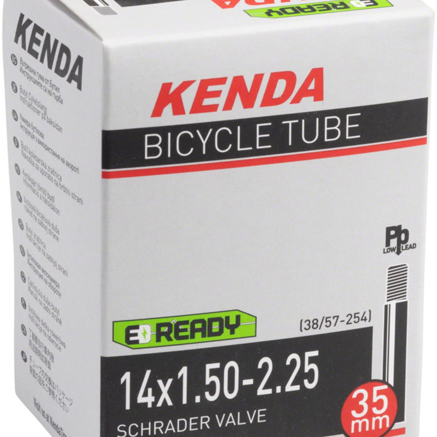 "Kenda Kenda 14 x 1.5-2.25"" SV Tube"