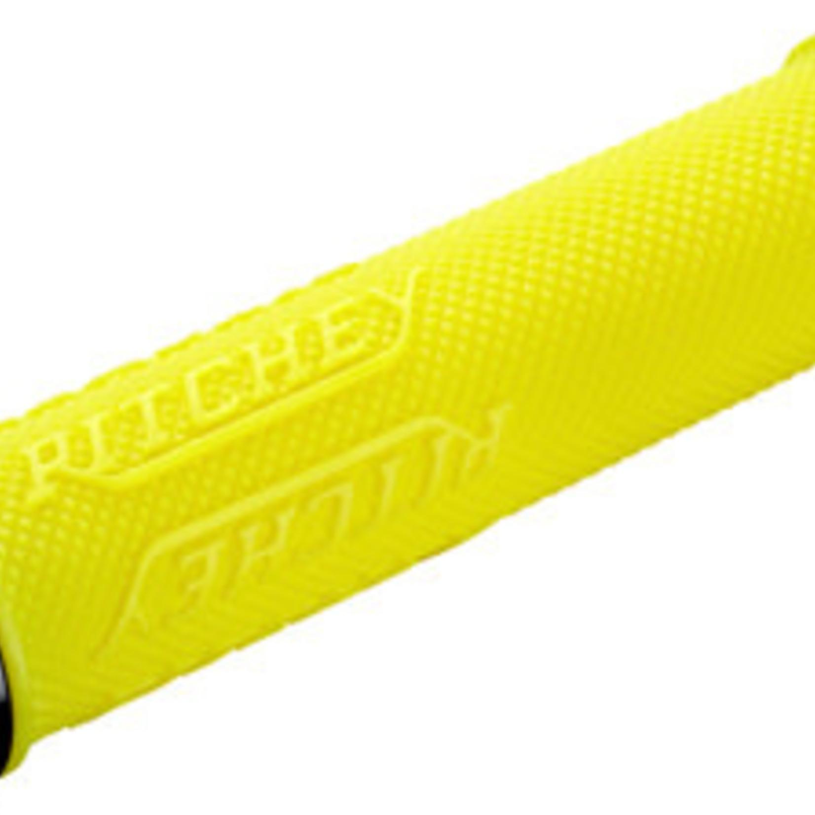 Ritchey Ritchey WCS Truegrip X Locking Grips - Yellow