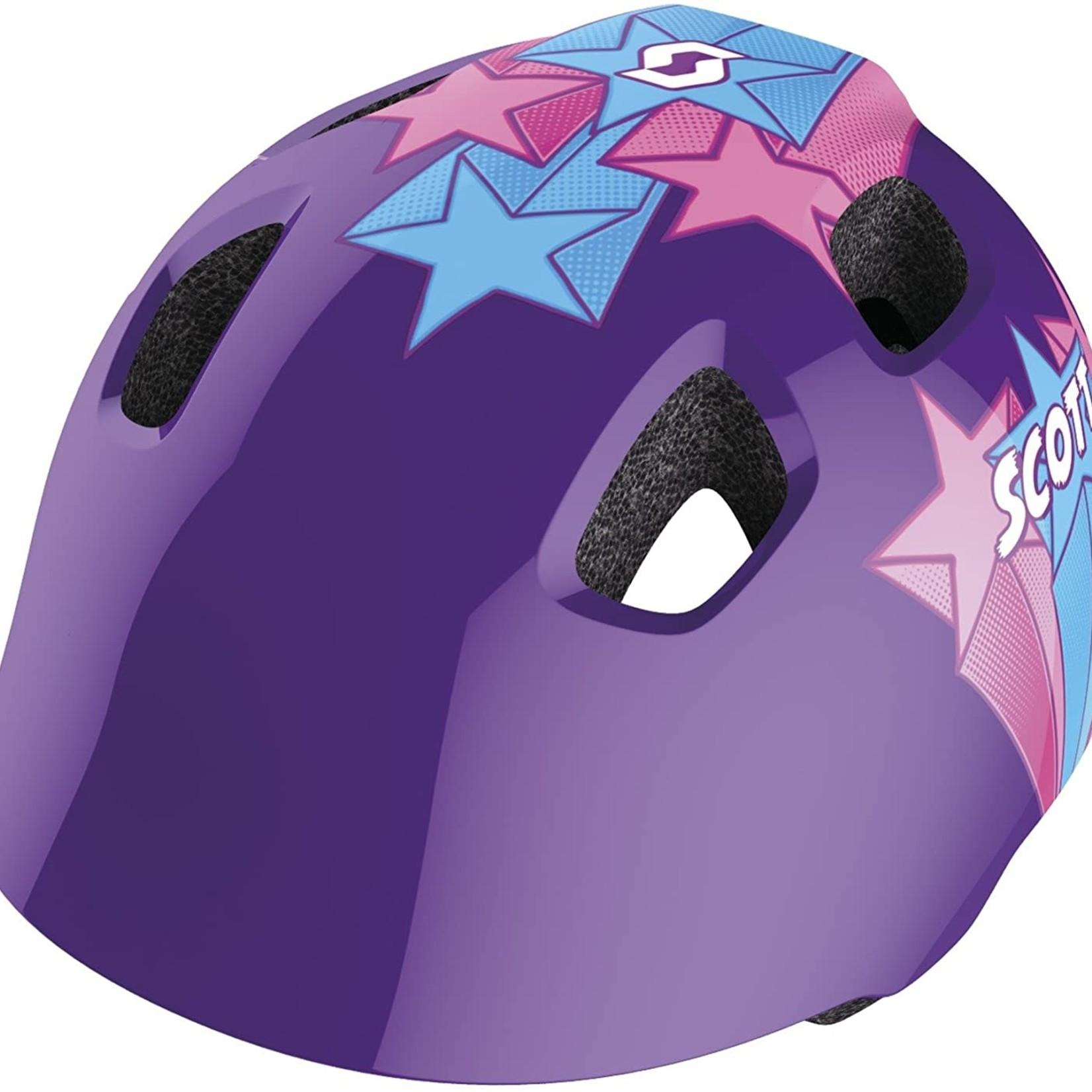 Scott Sports Helmet Chomp Contessa (CPSC) purple 1size