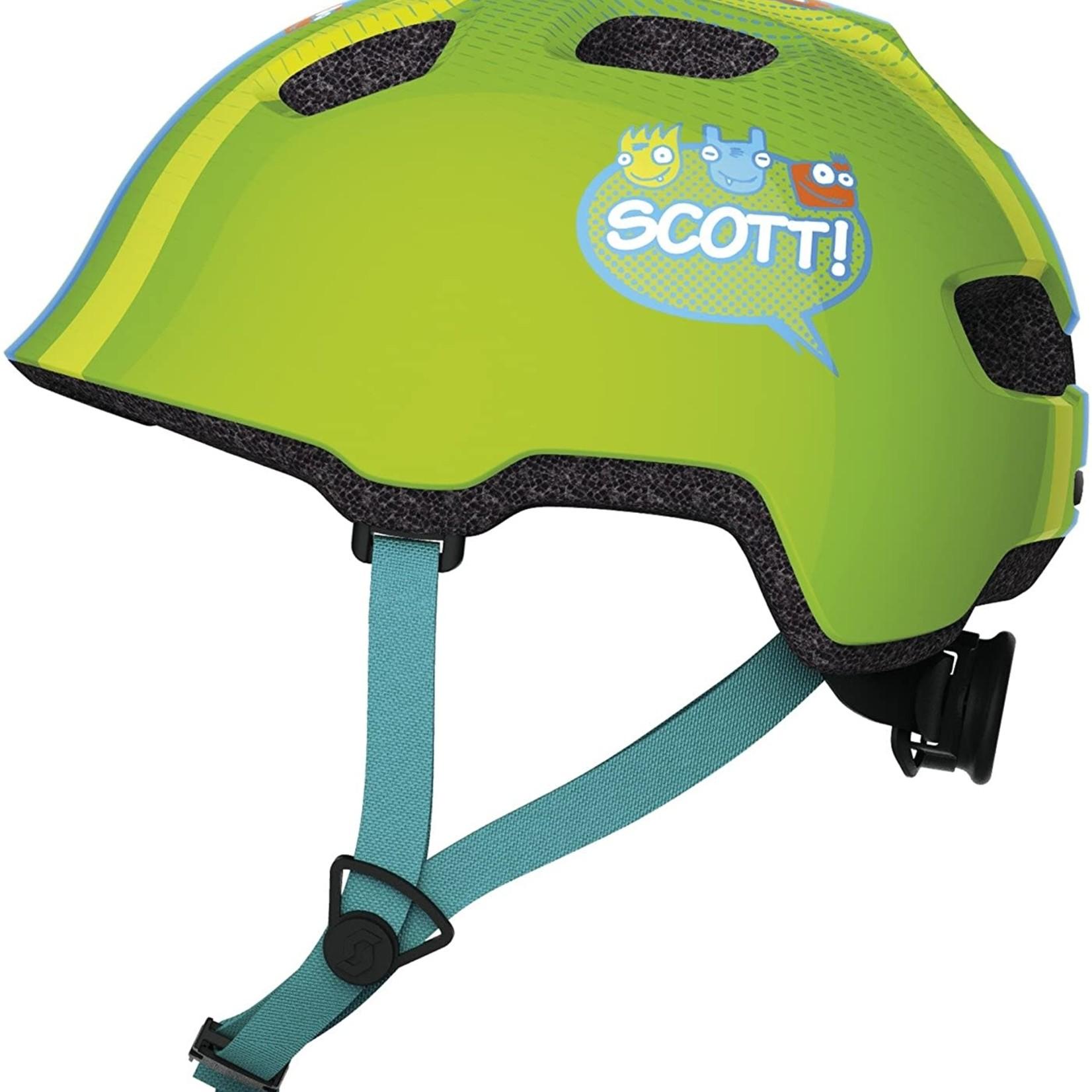 Scott Sports Helmet Chomp (CPSC) green stripe 1size