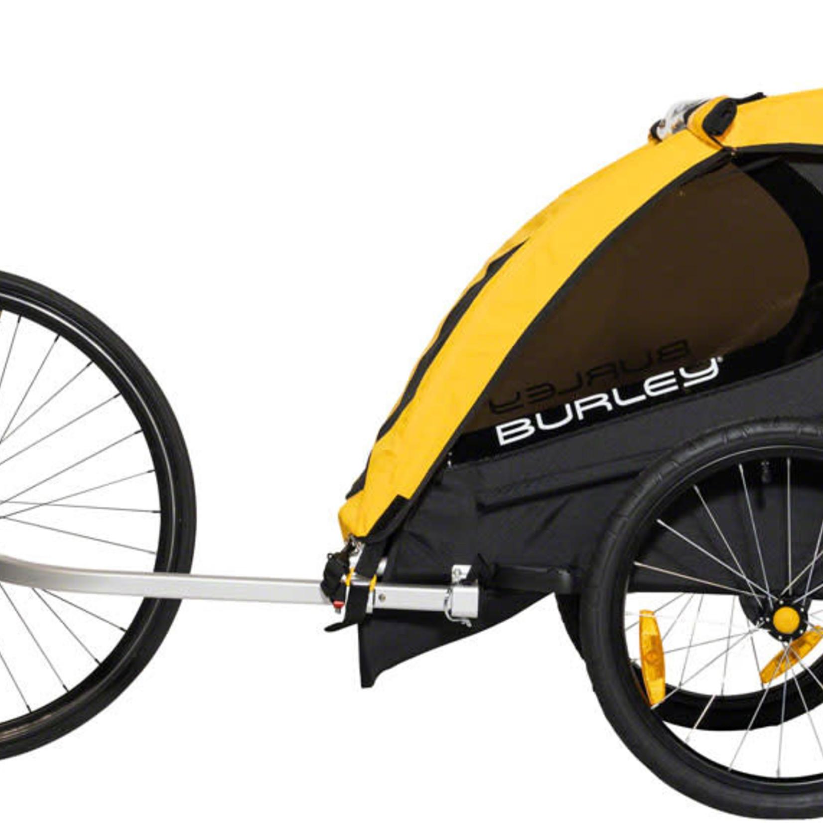 Burley Burley Bee Child Trailer - Single, Yellow
