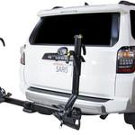 "Saris SuperClamp EX Hitch Bike Rack - 2-Bike, 1-1/4"", 2"" Receiver, Black"