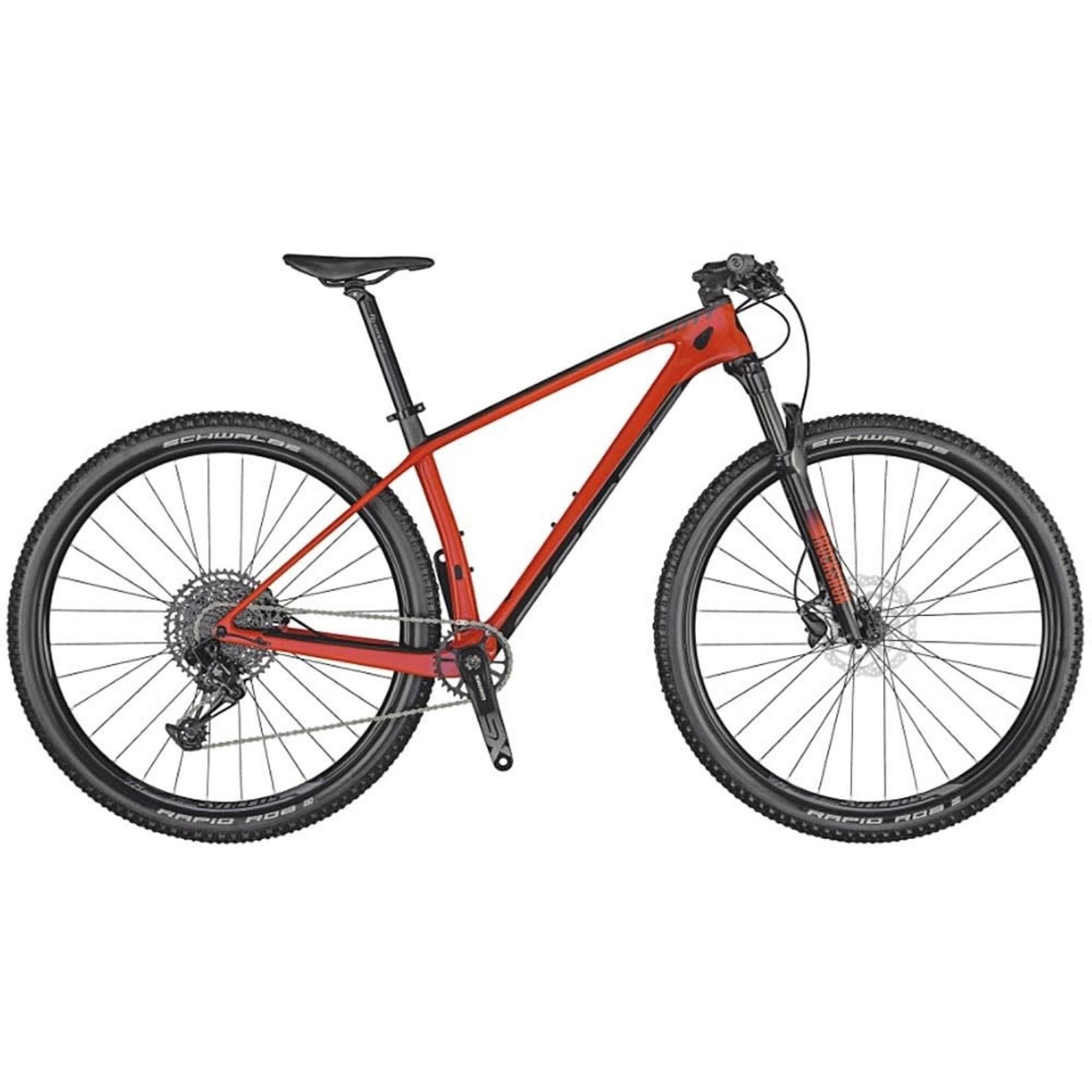 Scott Sports SCO Bike Scale 940 red S