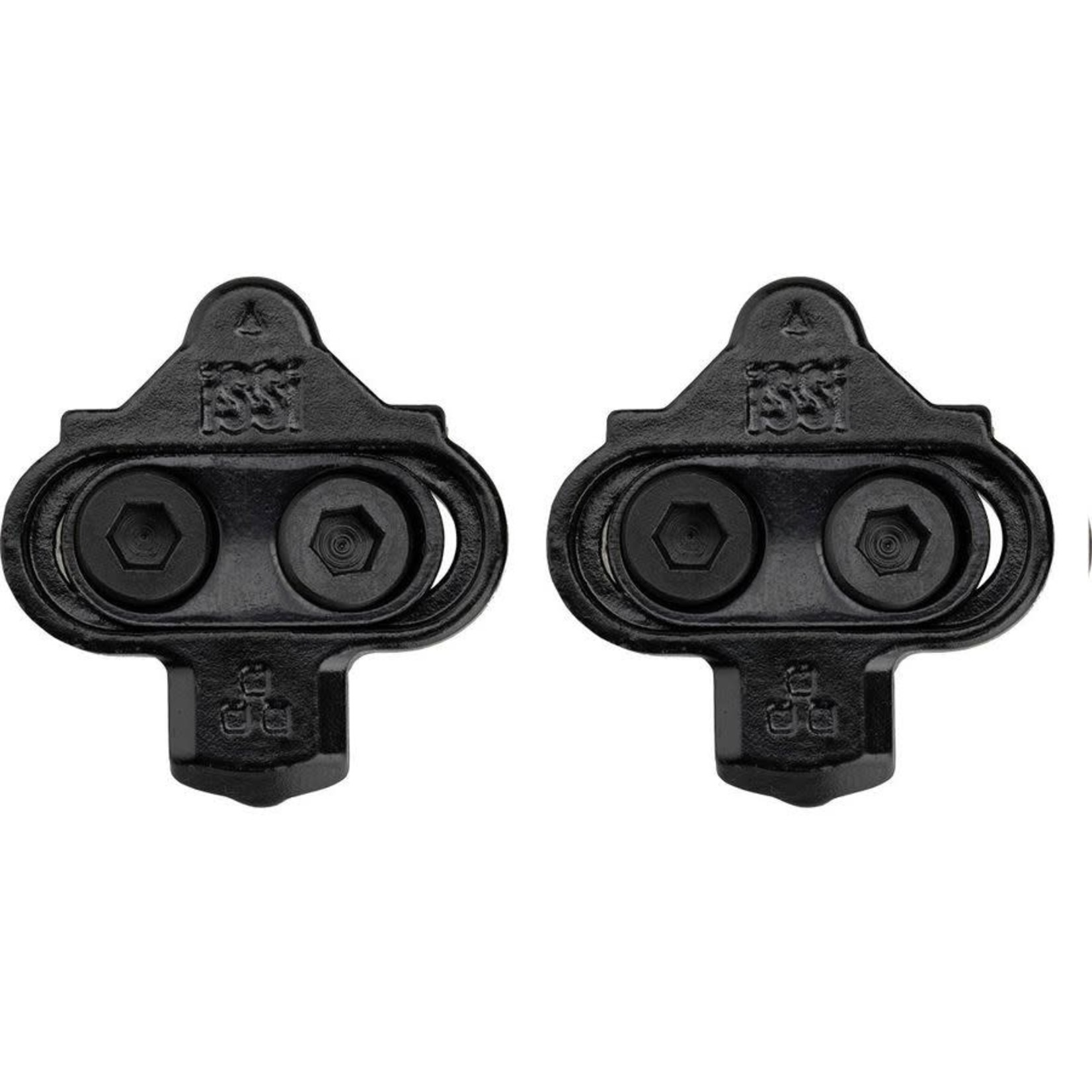 iSSi iSSi SPD Compatible Cleats, 2-Bolt, 4 degrees Float