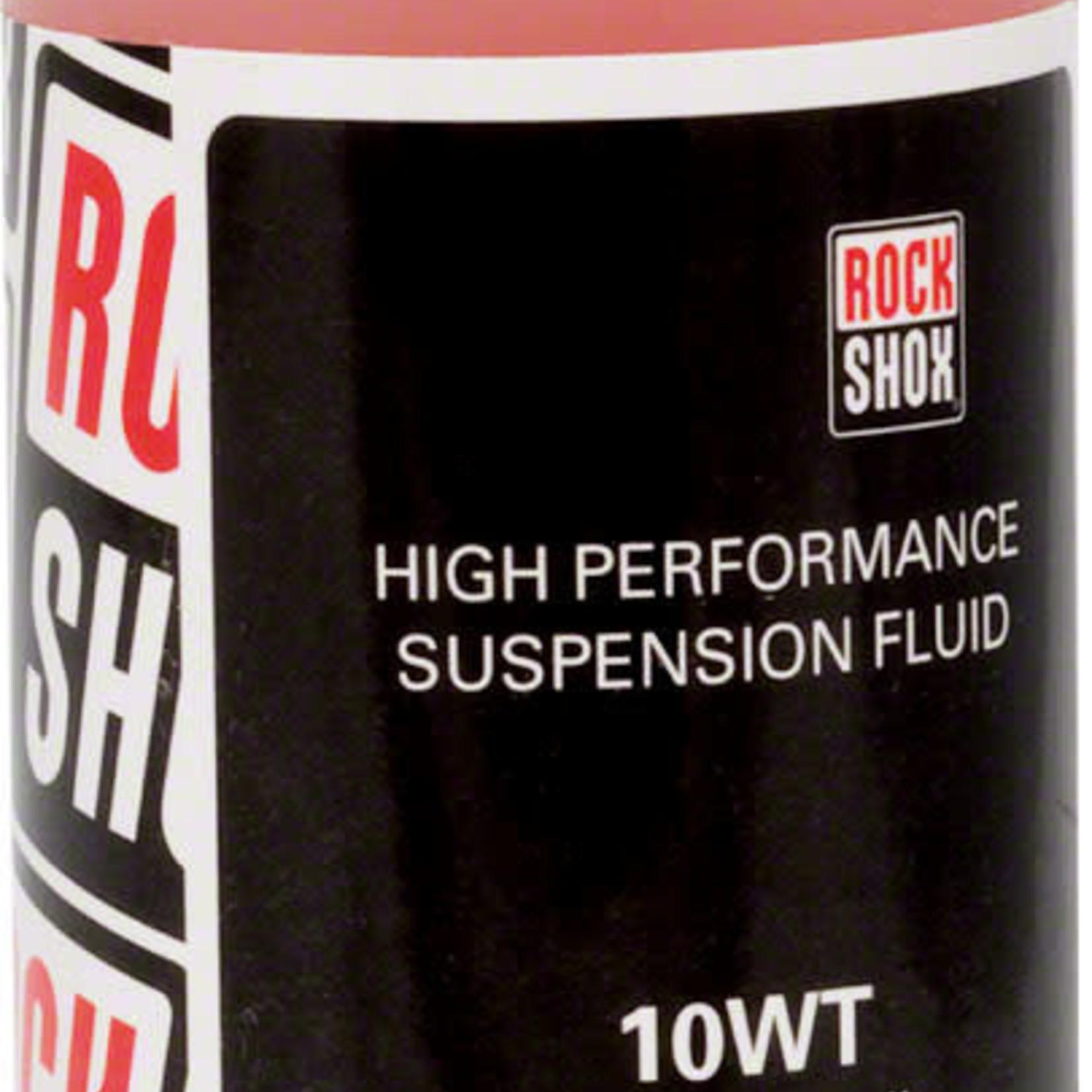 RockShox RockShox Suspension Oil, 10wt, 120ml Bottle