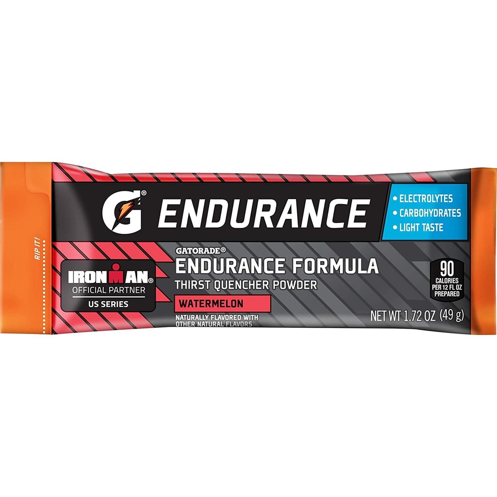 gatorade Endurance Thirst Quencher Powder Cherry