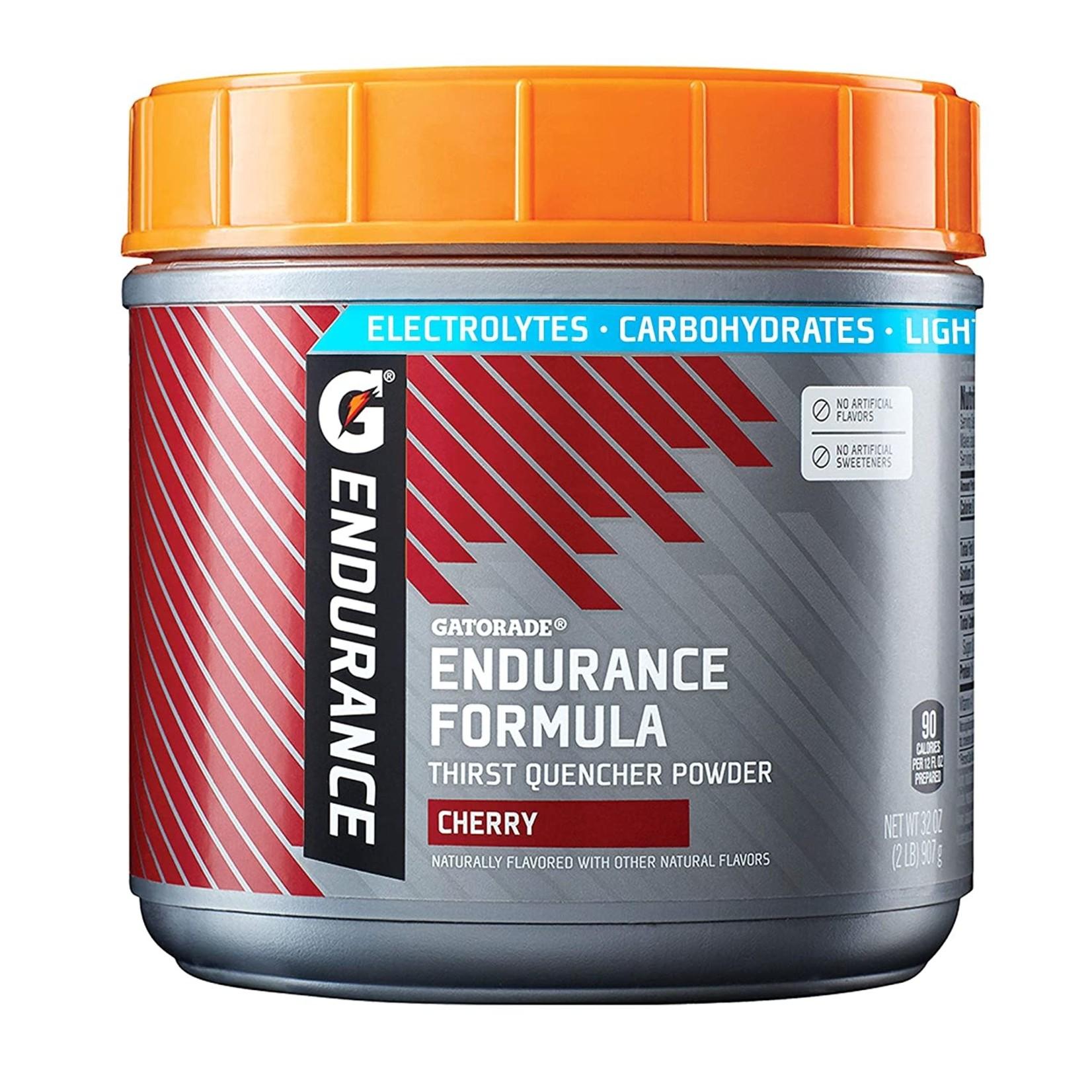 gatorade Gatorade Endurance Formula Powder, Cherry, 32 Ounce