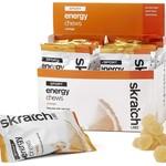 Skratch Labs Sport Energy Chews, Orange, 50g