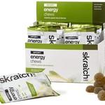Skratch Labs Sport Energy Chews, Match Green Tea & Lemon, 50g