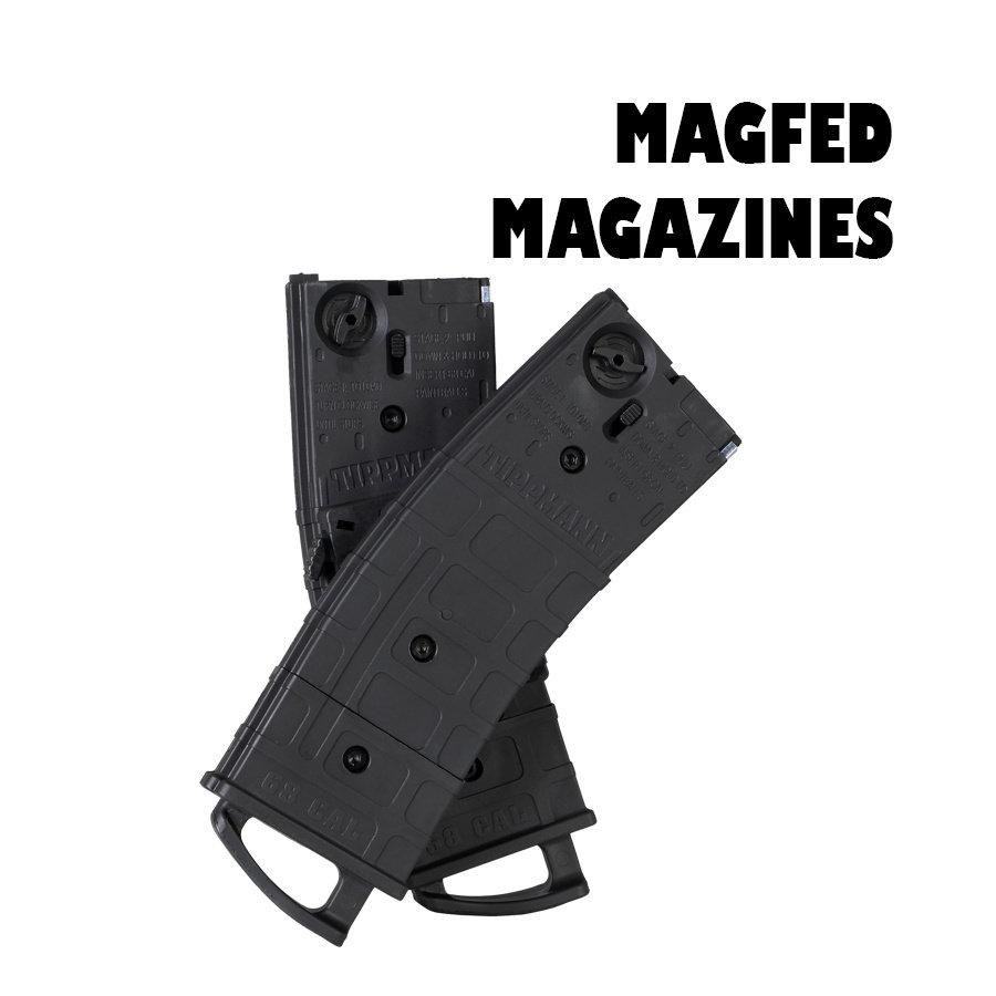 Magfed Magazines