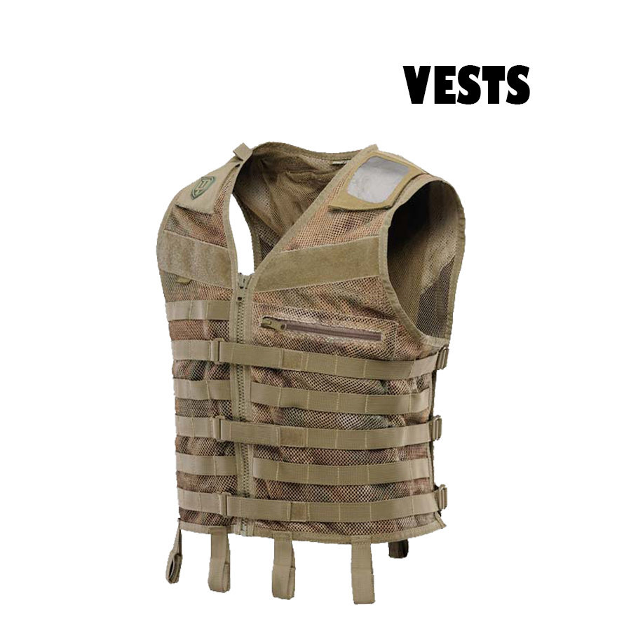 Paintball Vests