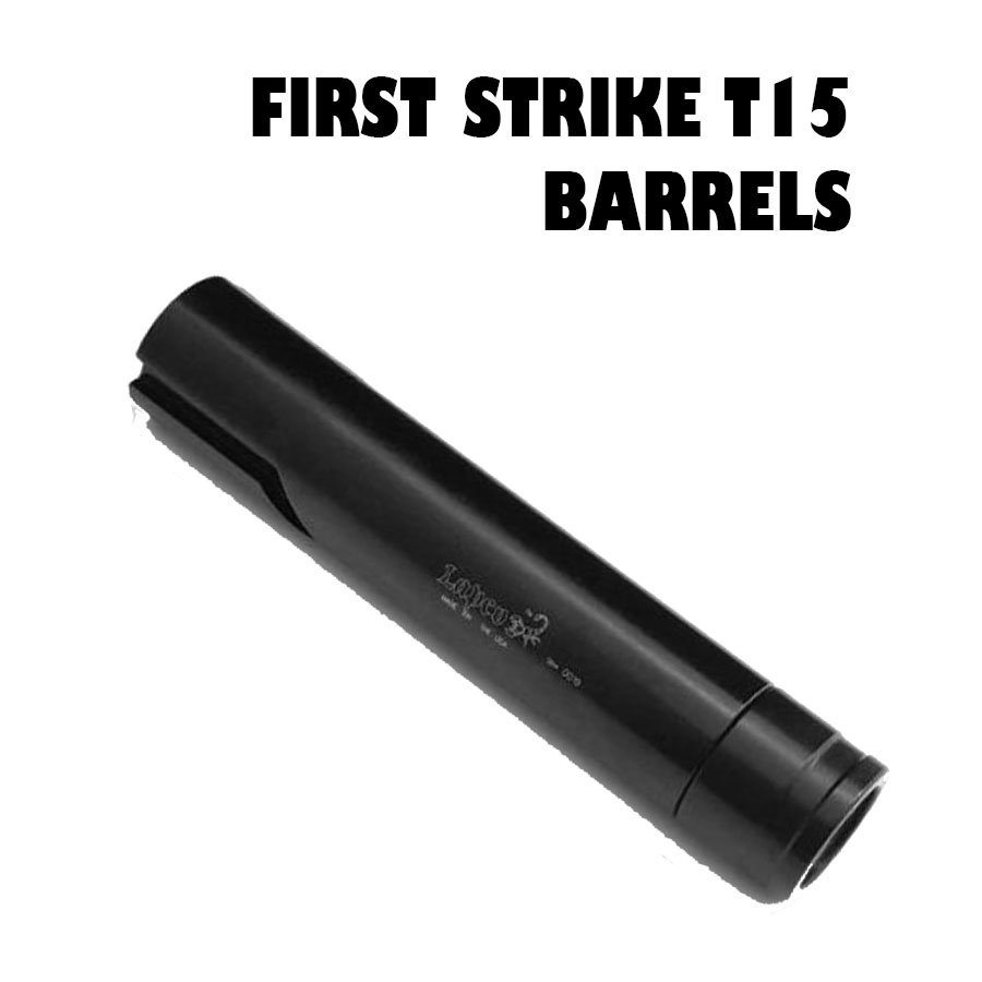 First Strike T15 Barrels