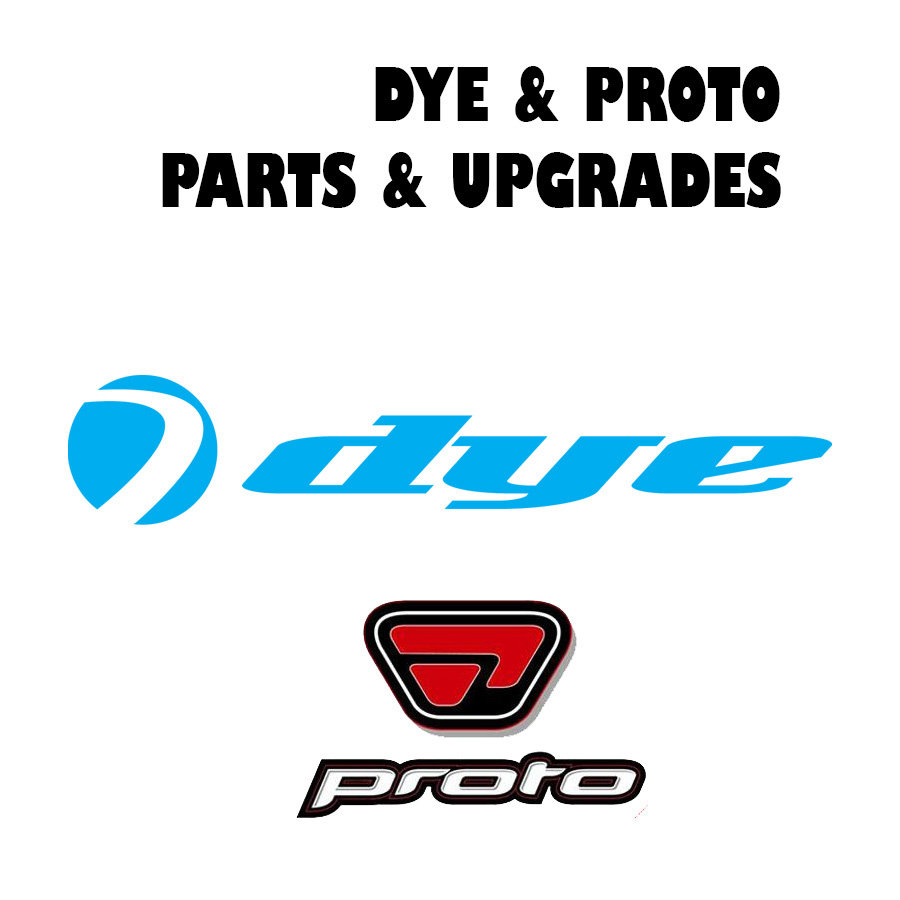 DYE & Proto Parts & Upgrades