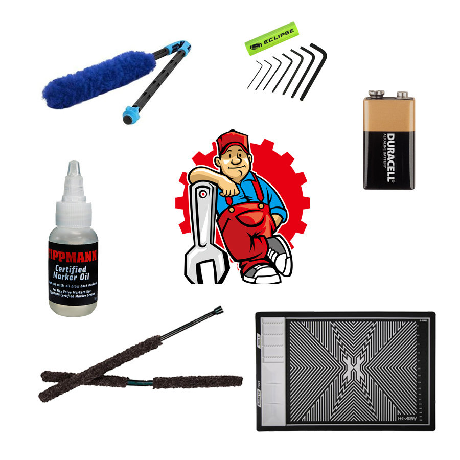 Paintball Maintenance & Tools